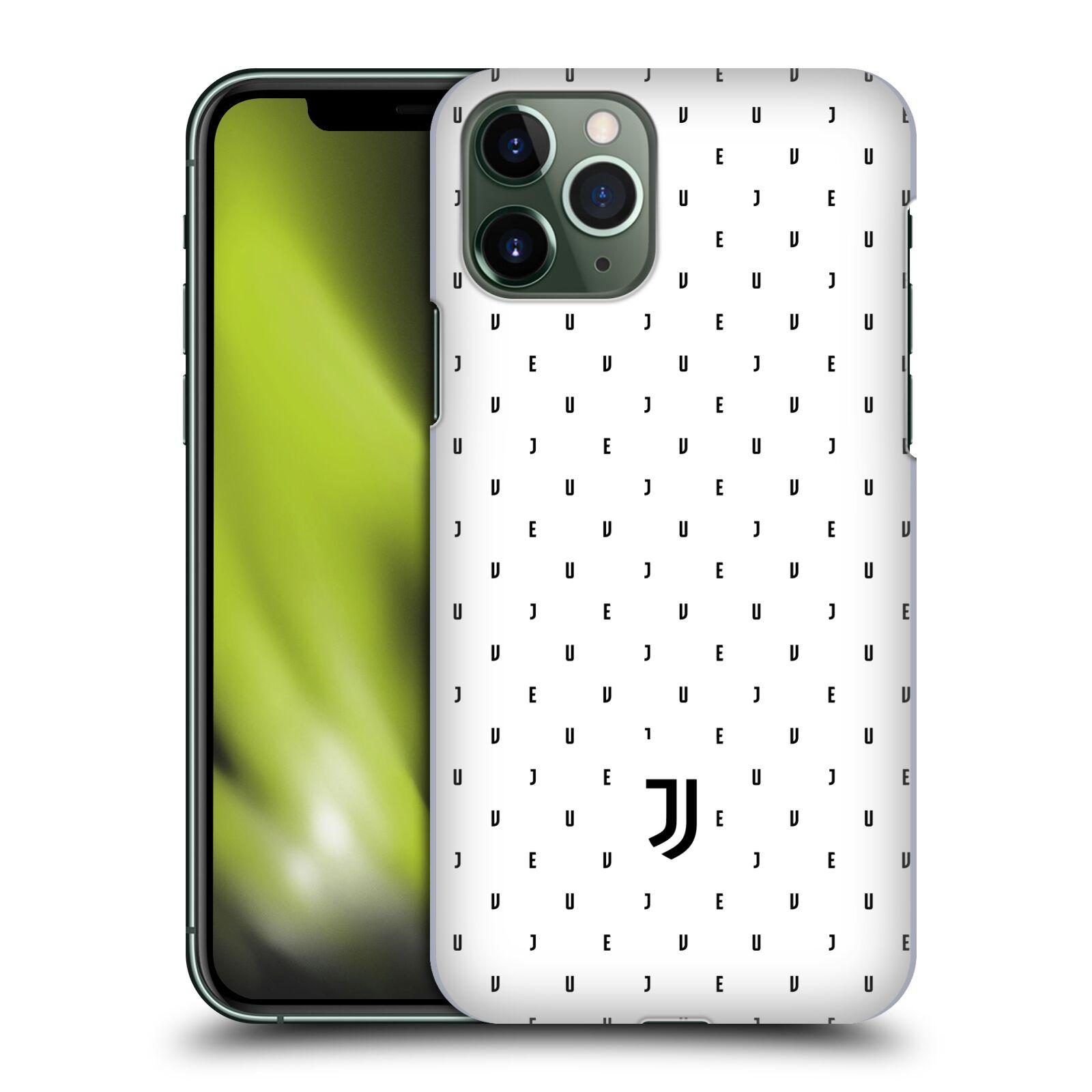 Plastové pouzdro na mobil Apple iPhone 11 Pro - Head Case - Juventus FC - Nové logo - Decentní