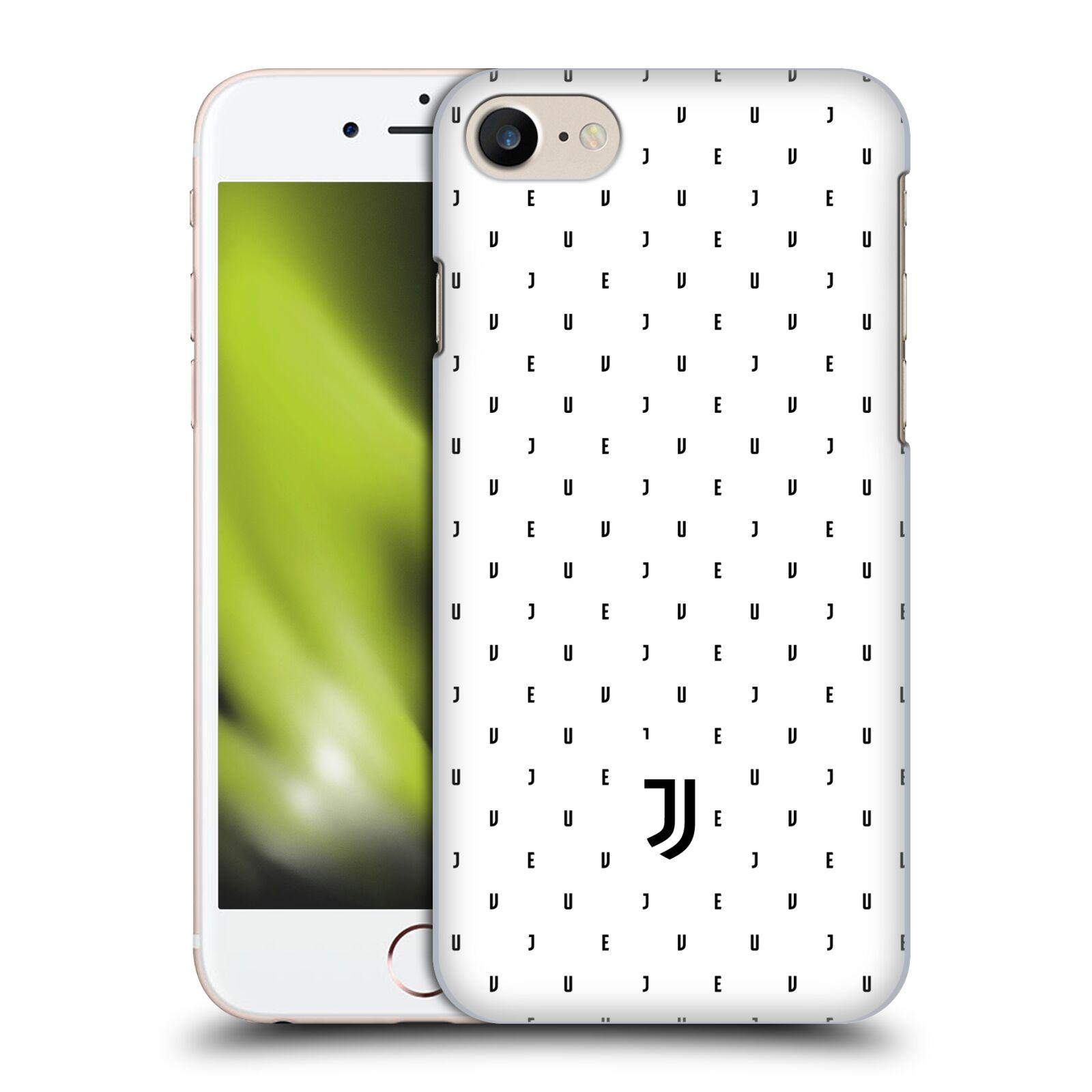Plastové pouzdro na mobil Apple iPhone SE (2020) - Head Case - Juventus FC - Nové logo - Decentní