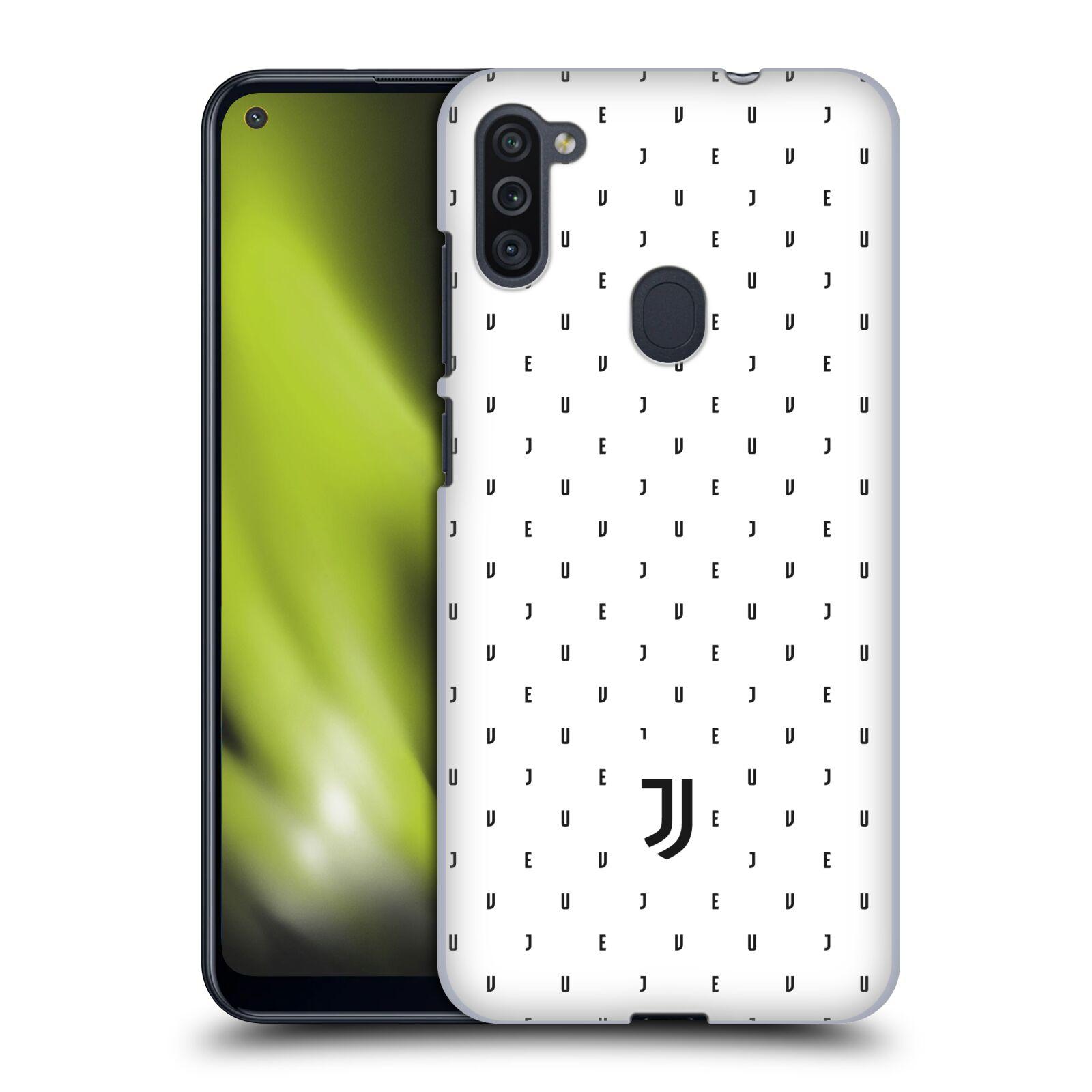 Plastové pouzdro na mobil Samsung Galaxy M11 - Head Case - Juventus FC - Nové logo - Decentní