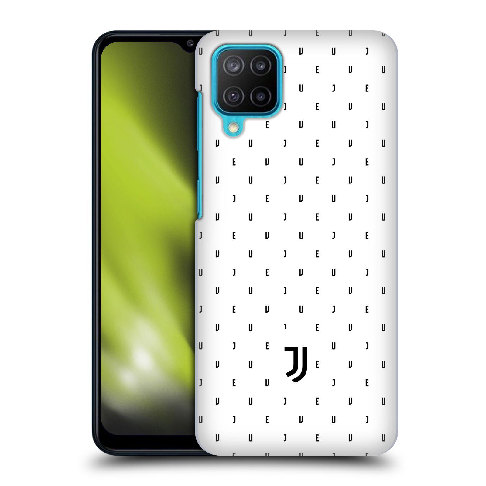 Plastové pouzdro na mobil Samsung Galaxy M12 - Head Case - Juventus FC - Nové logo - Decentní