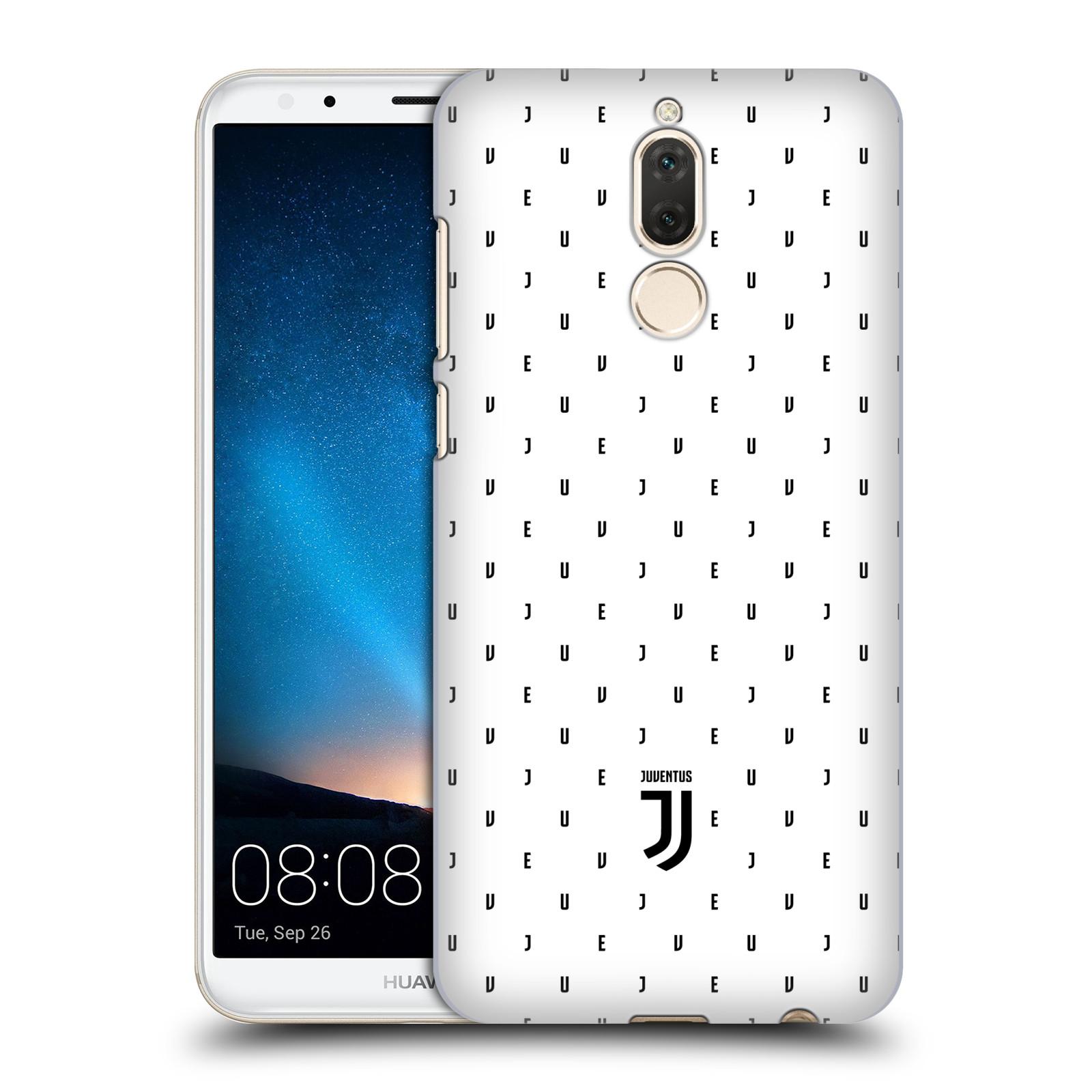 Plastové pouzdro na mobil Huawei Mate 10 Lite - Head Case - Juventus FC - Nové logo - Decentní