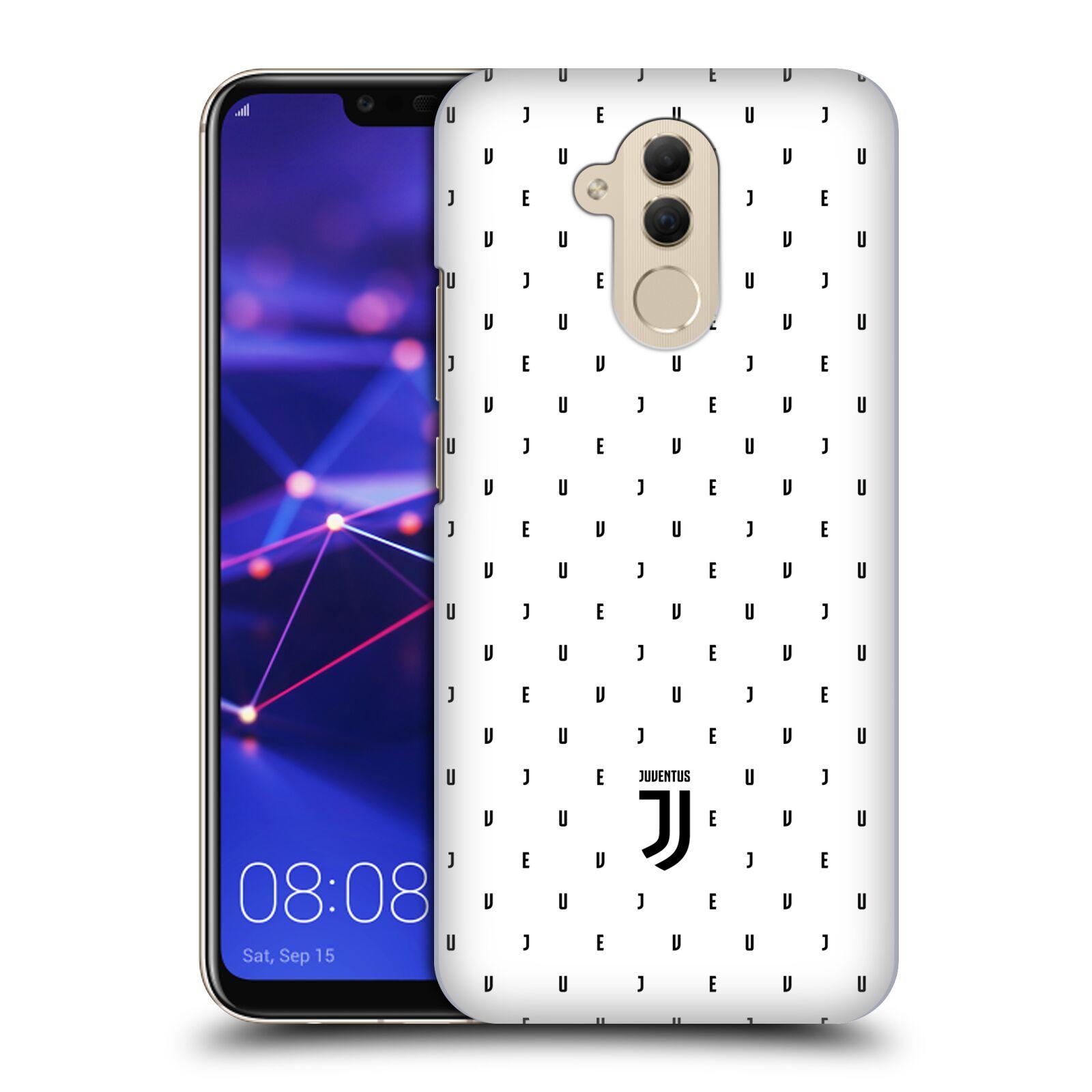 Plastové pouzdro na mobil Huawei Mate 20 Lite - Head Case - Juventus FC - Nové logo - Decentní