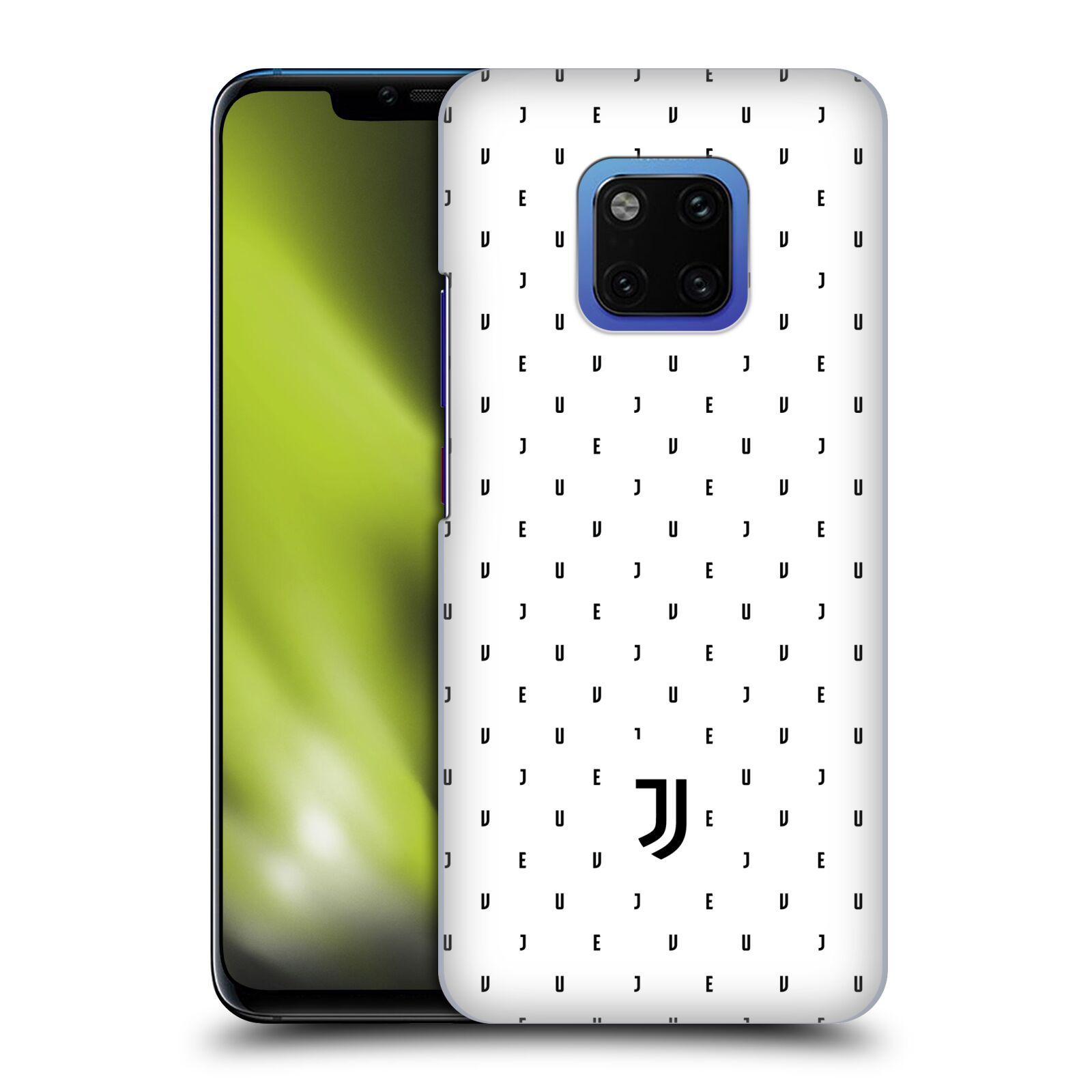 Plastové pouzdro na mobil Huawei Mate 20 Pro - Head Case - Juventus FC - Nové logo - Decentní