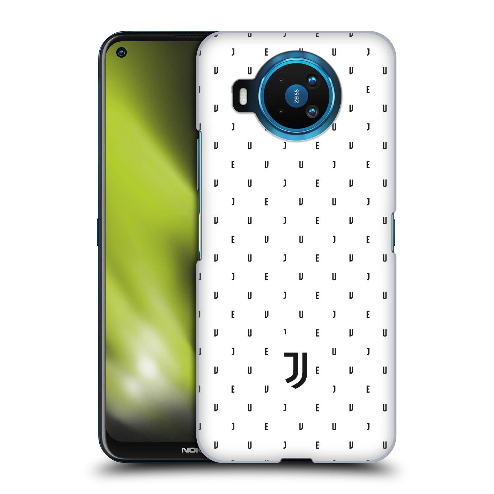 Plastové pouzdro na mobil Nokia 8.3 5G - Head Case - Juventus FC - Nové logo - Decentní