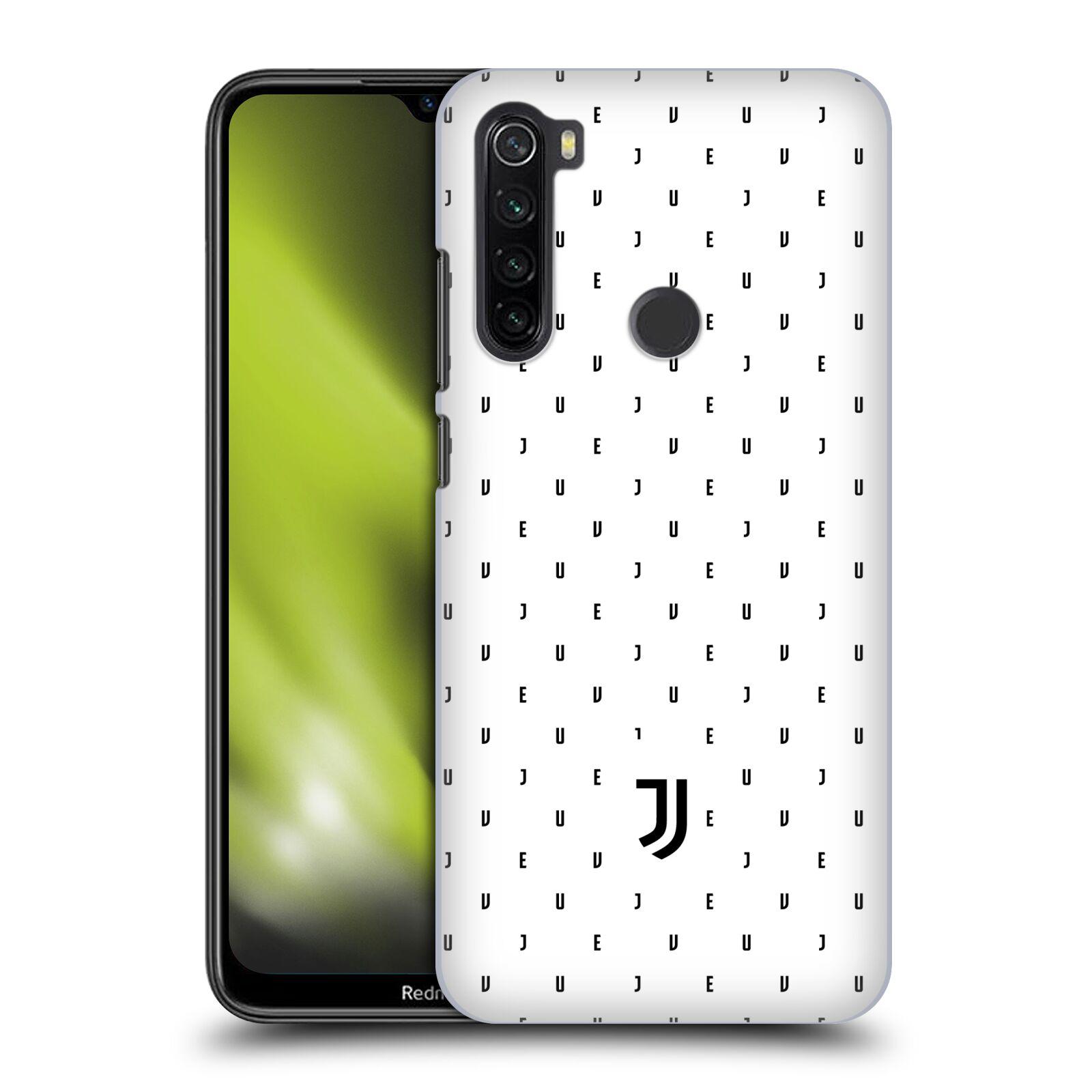 Plastové pouzdro na mobil Xiaomi Redmi Note 8T - Head Case - Juventus FC - Nové logo - Decentní