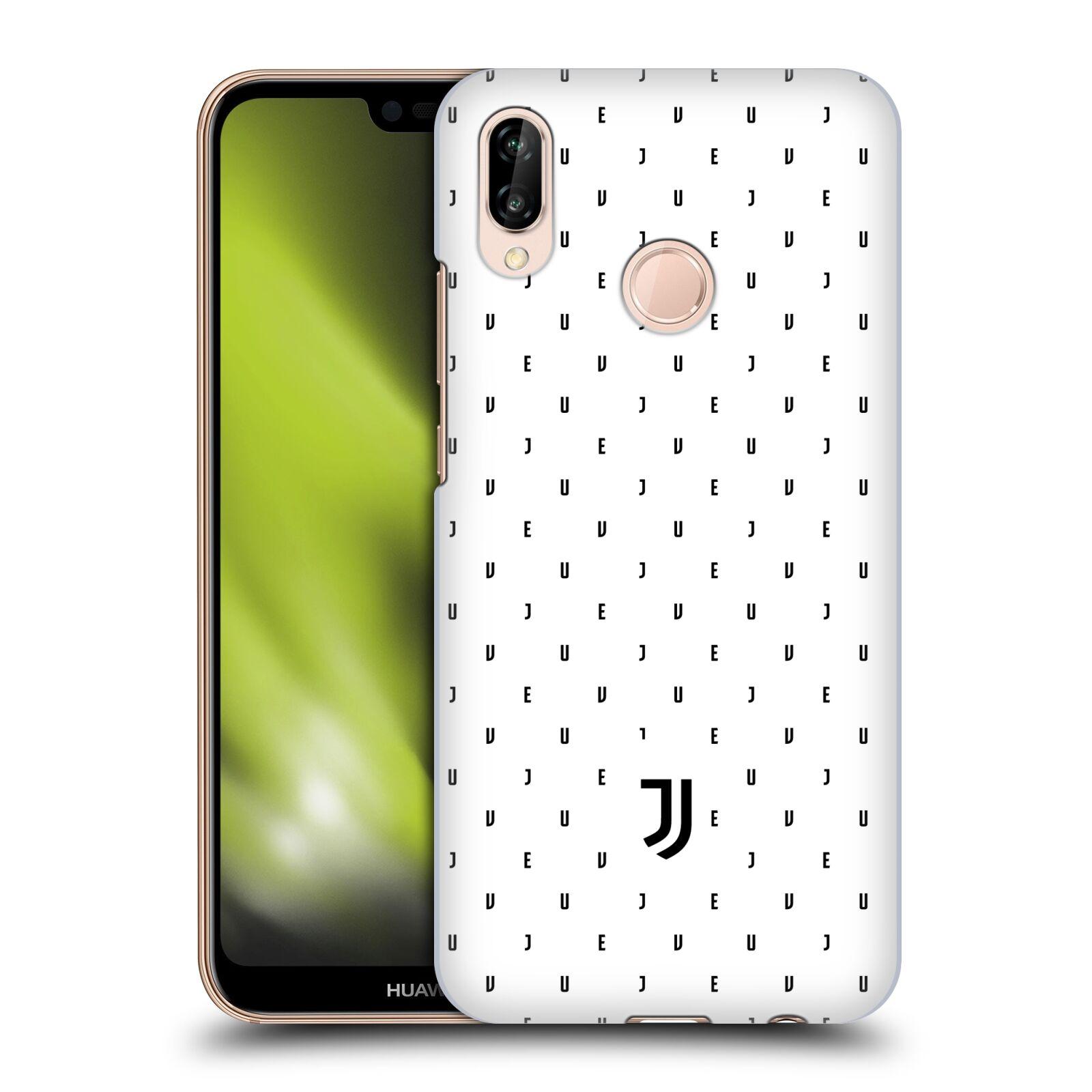 Plastové pouzdro na mobil Huawei P20 Lite - Head Case - Juventus FC - Nové logo - Decentní