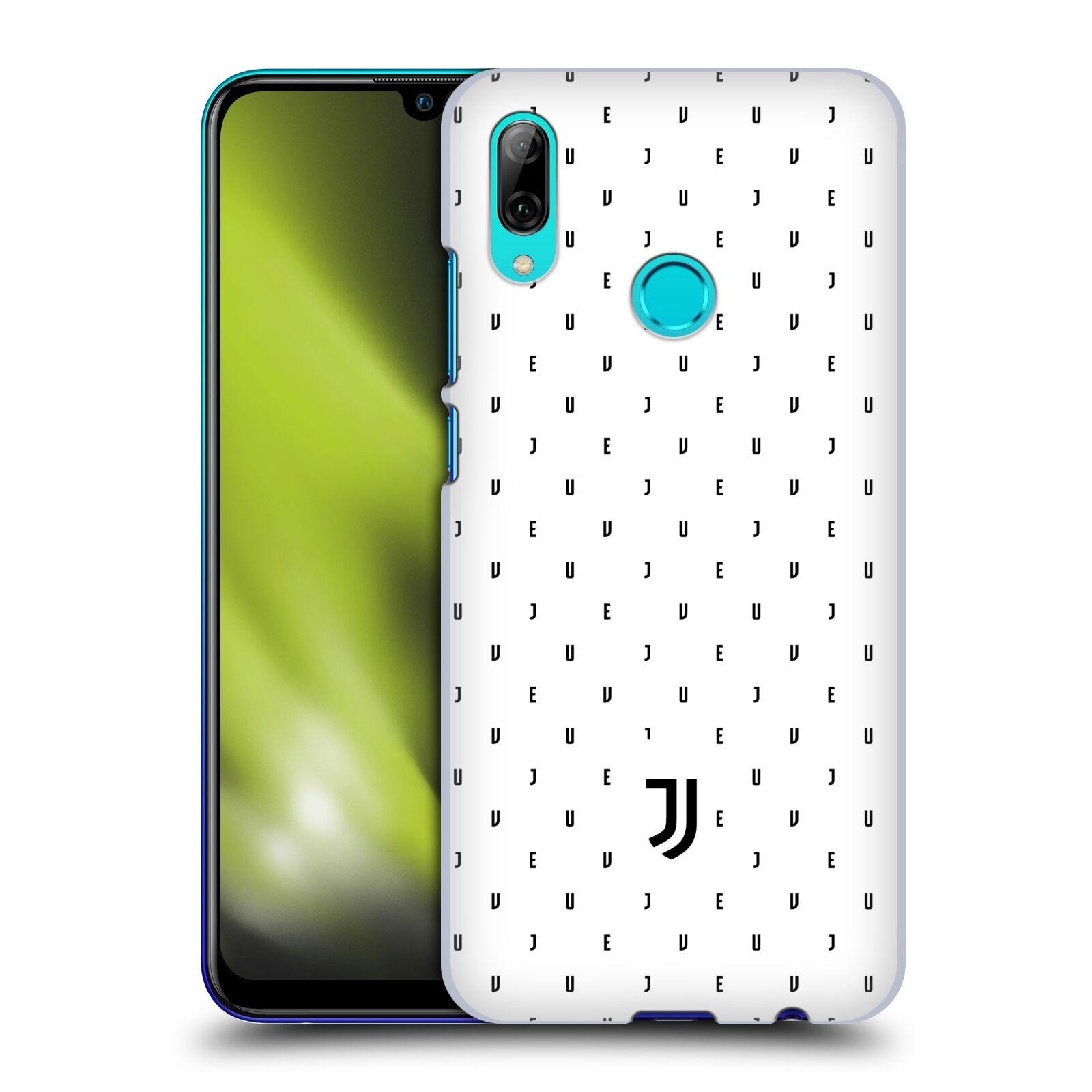 Plastové pouzdro na mobil Huawei P Smart (2019) - Head Case - Juventus FC - Nové logo - Decentní