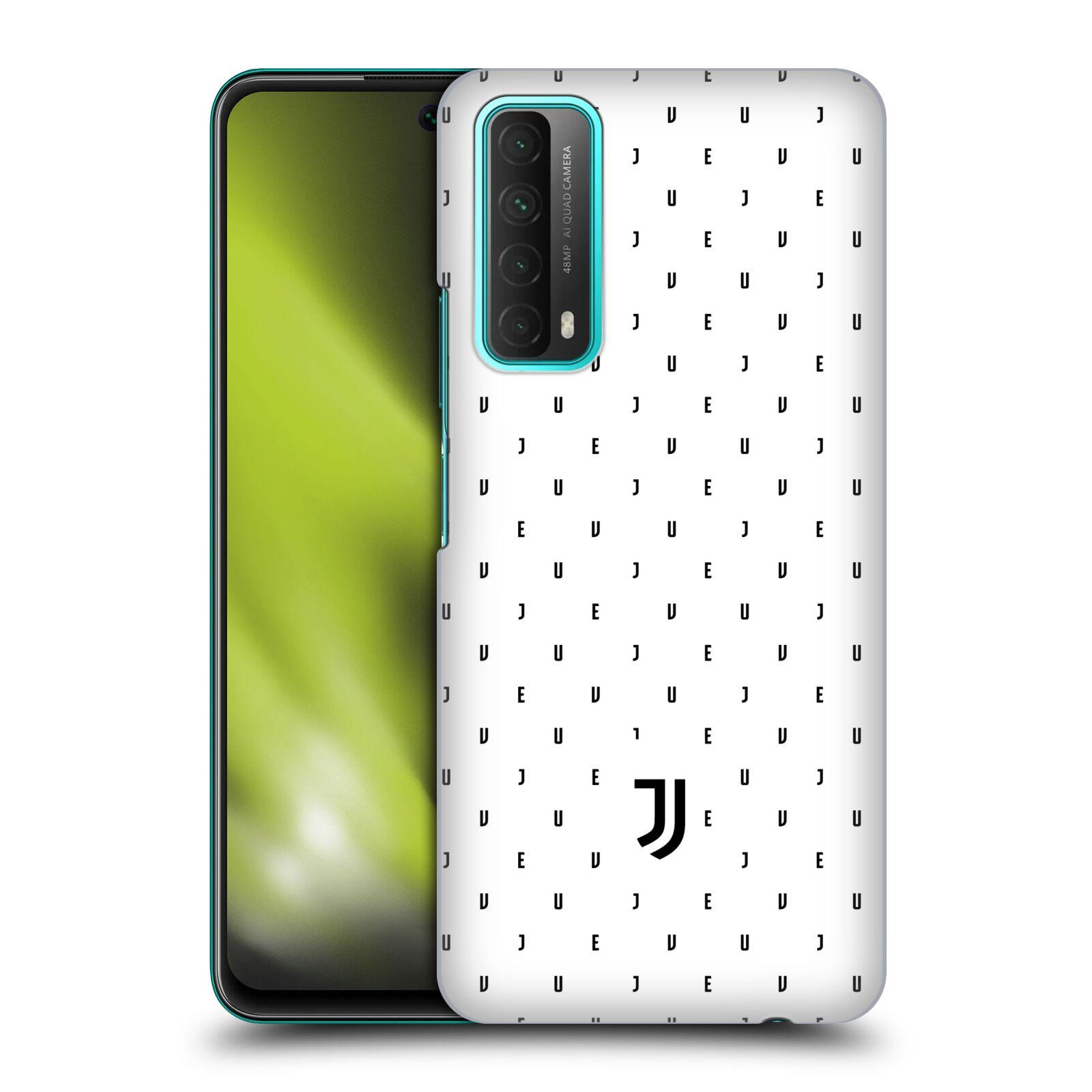Plastové pouzdro na mobil Huawei P Smart (2021) - Head Case - Juventus FC - Nové logo - Decentní