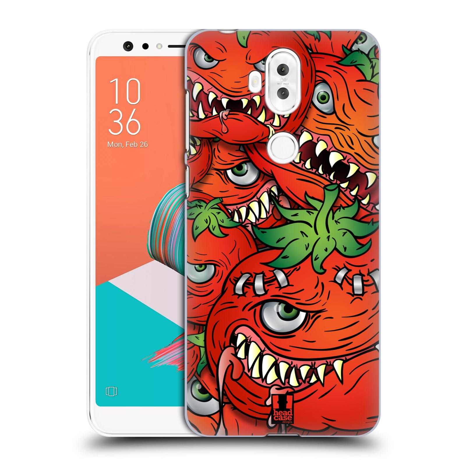 Plastové pouzdro na mobil Asus ZenFone 5 Lite ZC600KL - Head Case - Rajčátka (Plastový kryt či obal na mobilní telefon Asus ZenFone 5 Lite (ZC600KL) s motivem Rajčátka)