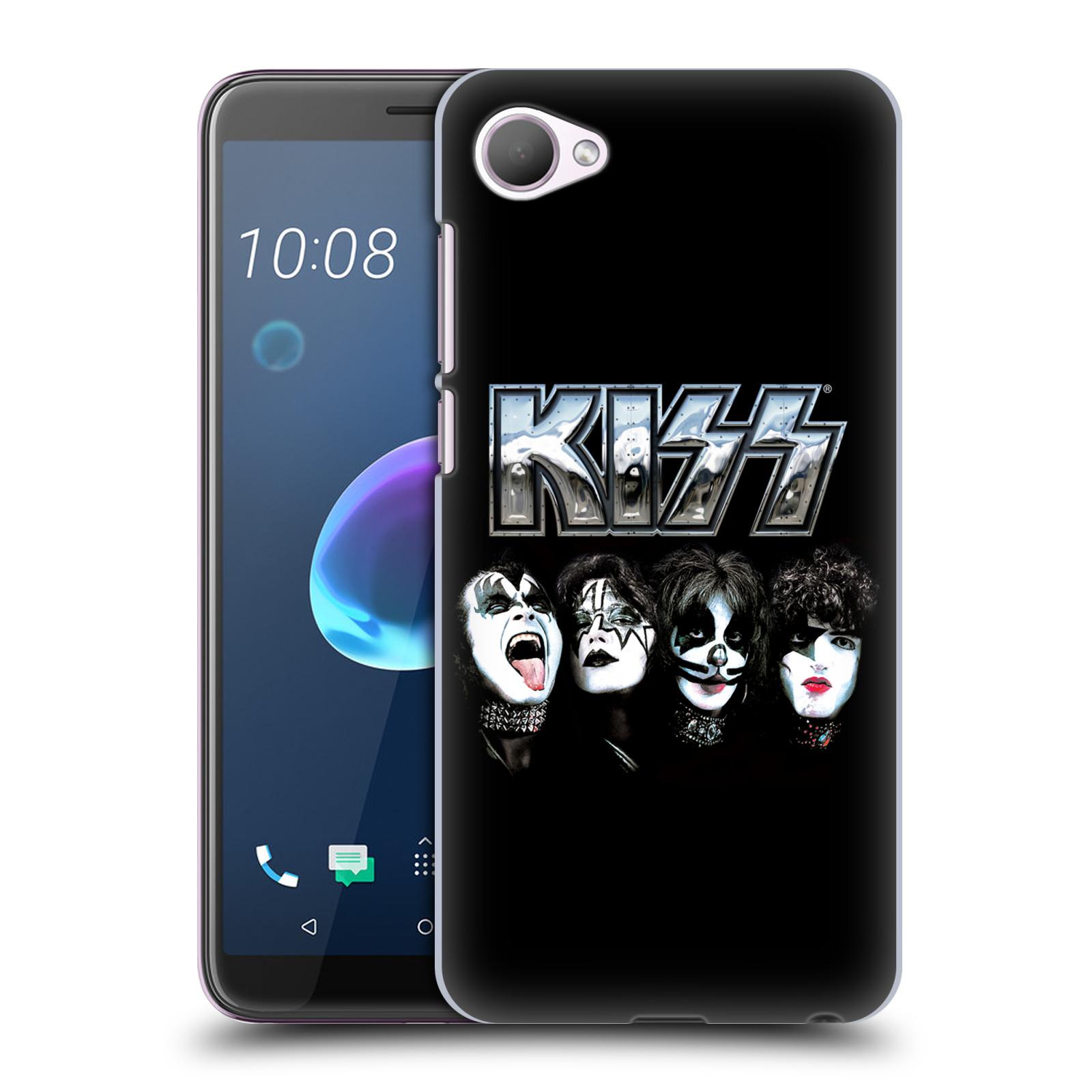 Plastové pouzdro na mobil HTC Desire 12 - Head Case - Kiss - Vegas