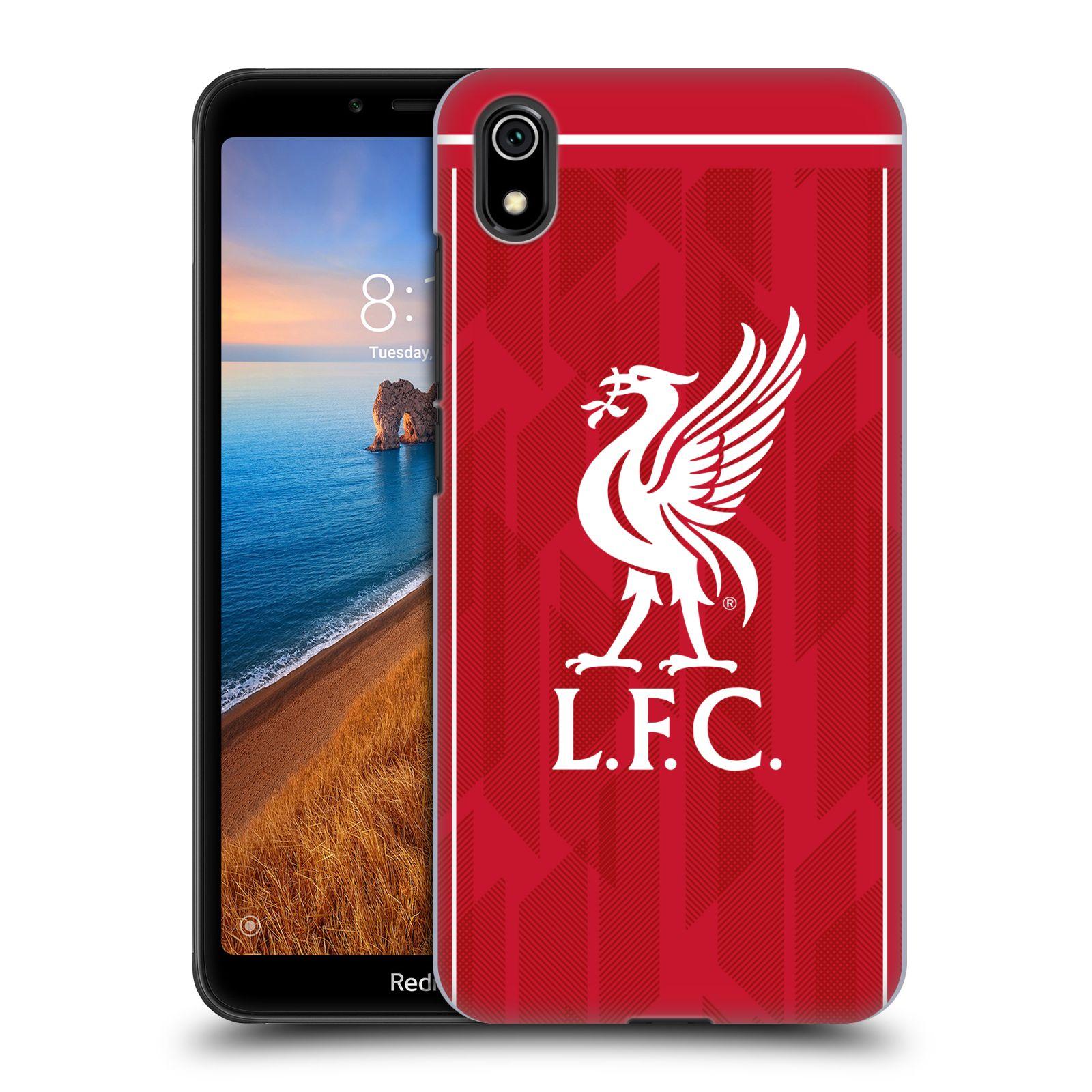 Plastové pouzdro na mobil Xiaomi Redmi 7A - Head Case - Liverpool FC - L.F.C. Home kit