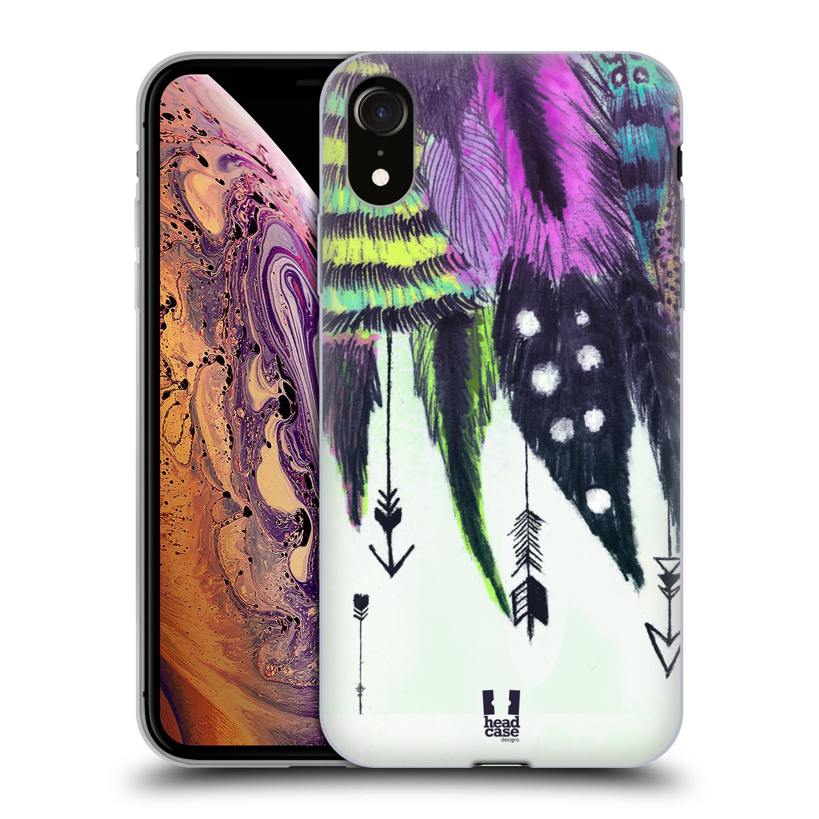 Silikonové pouzdro na mobil Apple iPhone XR - Head Case - PÍRKA ROMANTIC