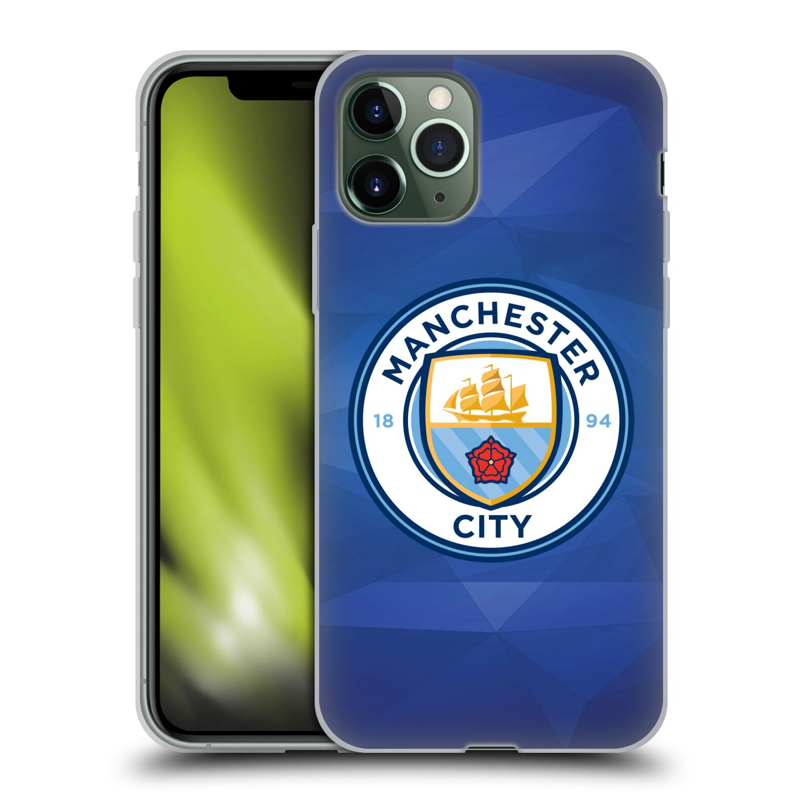 gucci iphone 7 plus marmont case | Silikonové pouzdro na mobil Apple iPhone 11 Pro - Head Case - Manchester City FC - Modré nové logo