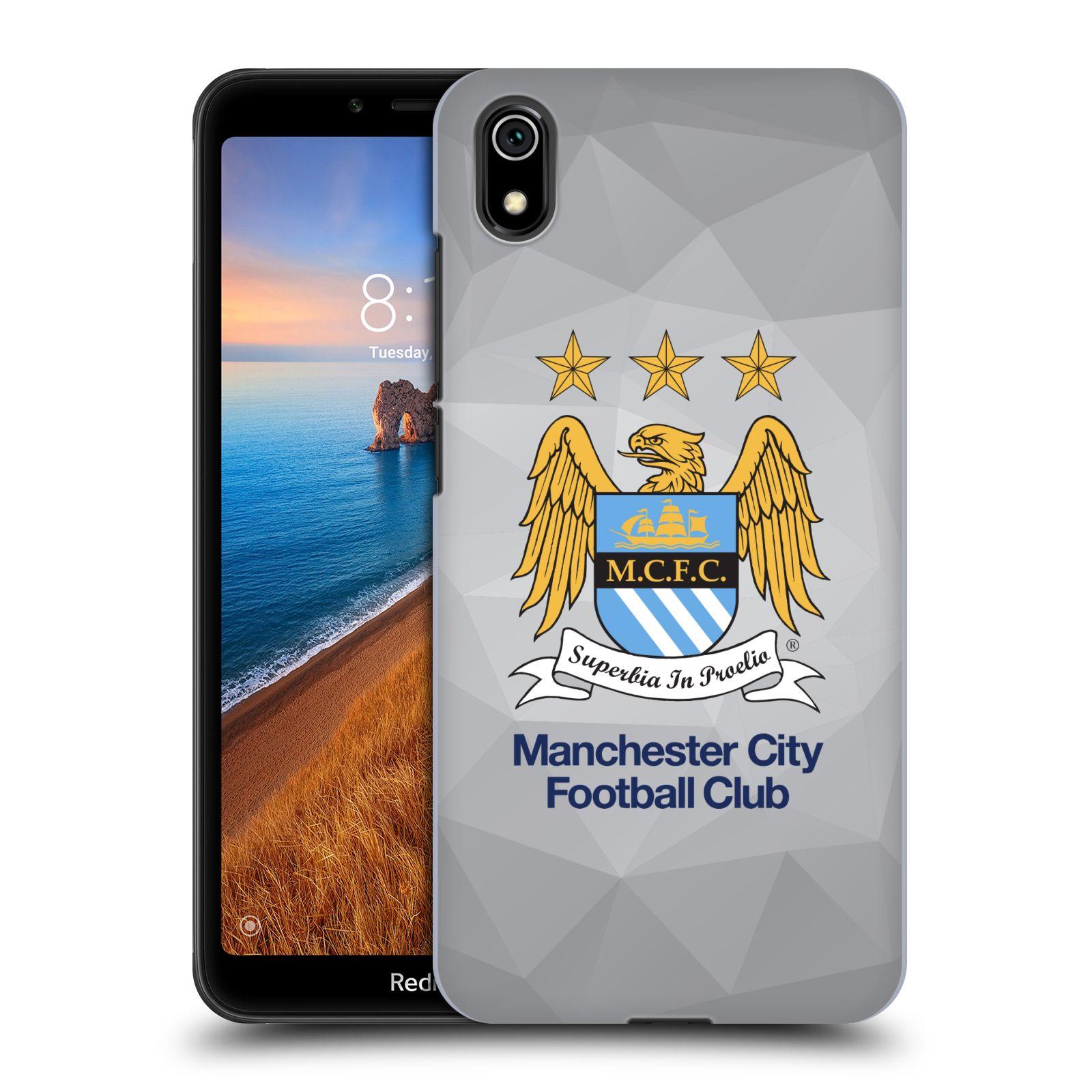 Plastové pouzdro na mobil Xiaomi Redmi 7A - Head Case - Manchester City FC - Football Club