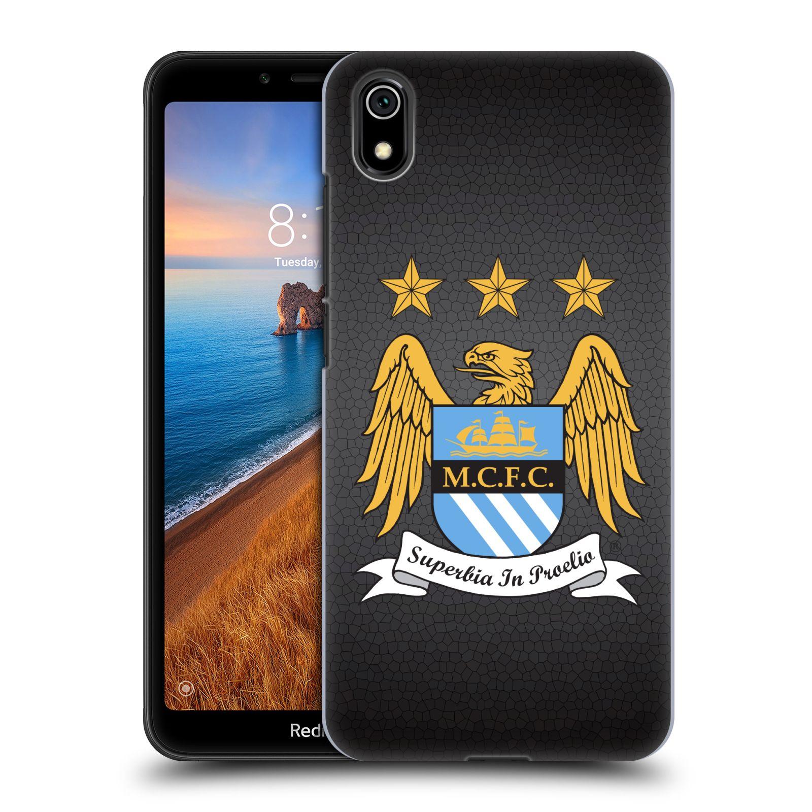 Plastové pouzdro na mobil Xiaomi Redmi 7A - Head Case - Manchester City FC - Superbia In Proelio