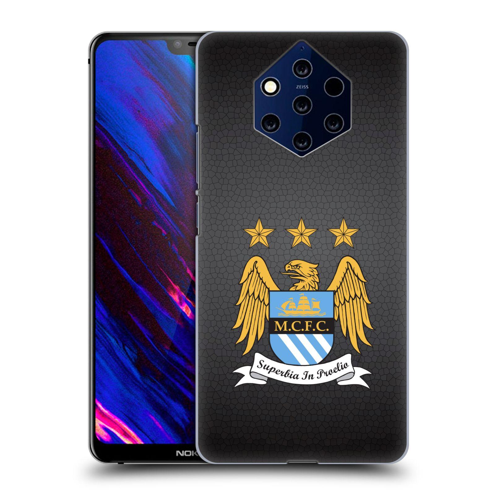 Plastové pouzdro na mobil Nokia 9 PureView - Head Case - Manchester City FC - Superbia In Proelio
