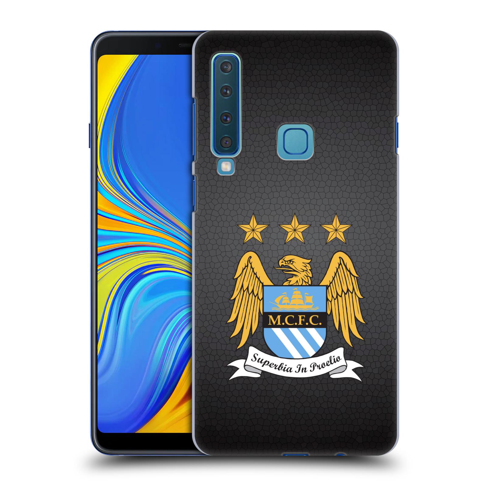 Plastové pouzdro na mobil Samsung Galaxy A9 (2018) - Head Case - Manchester City FC - Superbia In Proelio