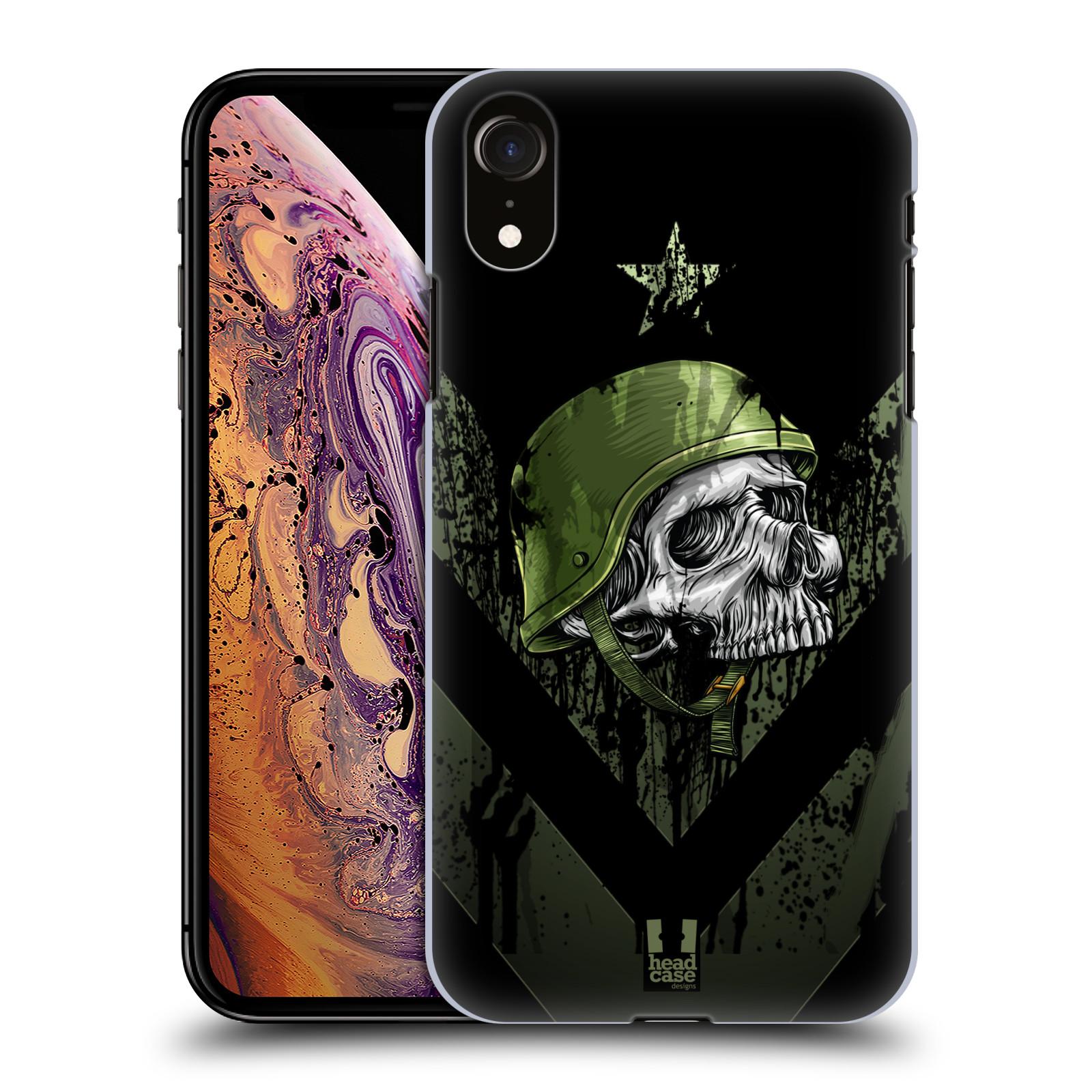 Plastové pouzdro na mobil Apple iPhone XR - Head Case - LEBKA ONE MAN