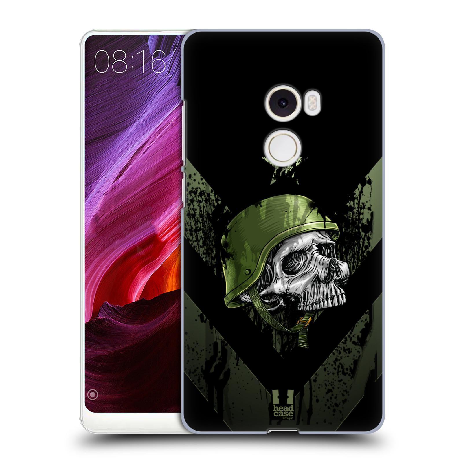 Plastové pouzdro na mobil Xiaomi Mi Mix 2 - Head Case - LEBKA ONE MAN