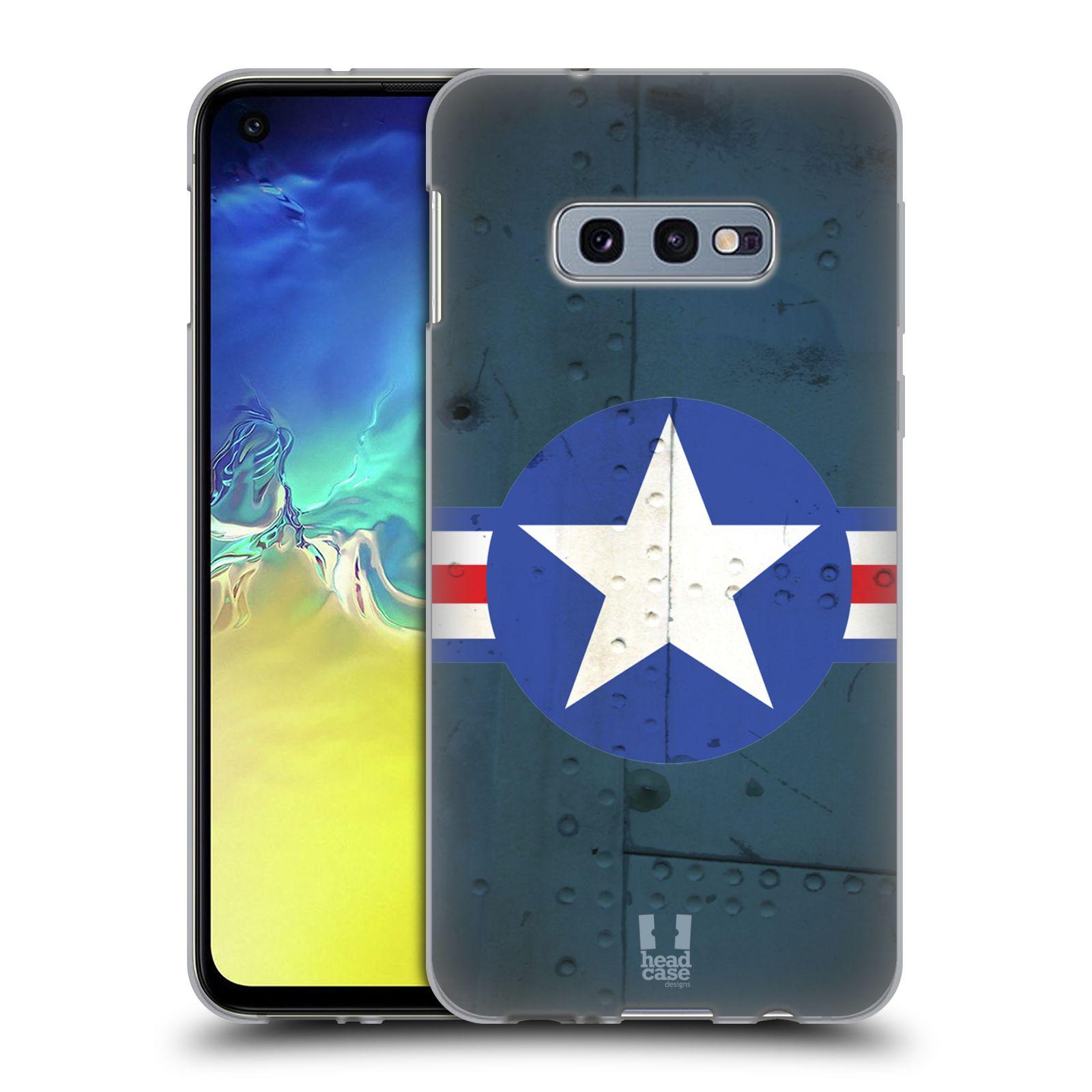 Silikonové pouzdro na mobil Samsung Galaxy S10e - Head Case - POSTWAR