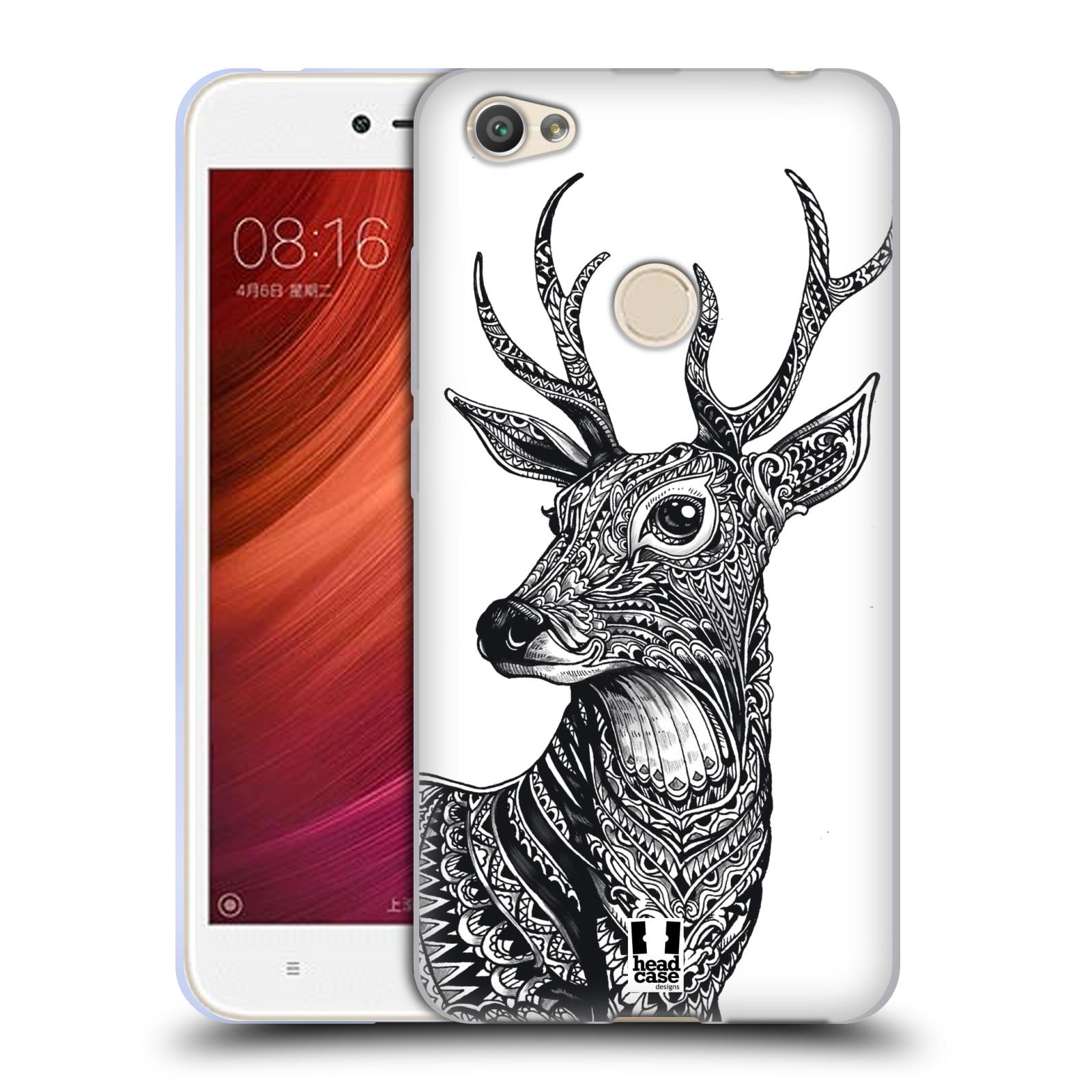Silikonové pouzdro na mobil Xiaomi Redmi Note 5A - Head Case - Zdobený Jelínek