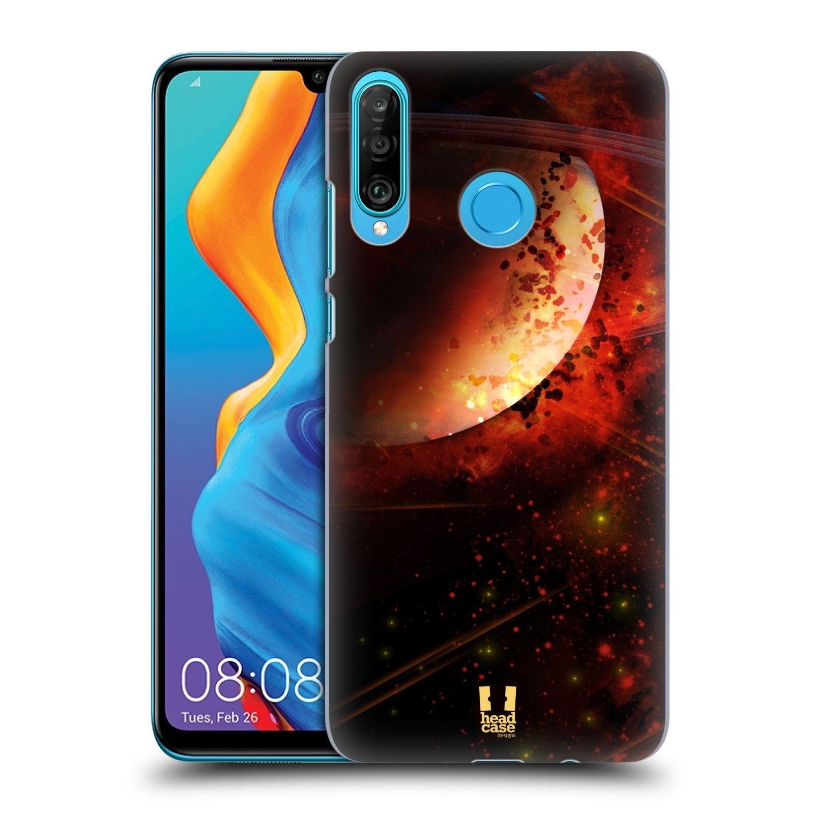 Plastové pouzdro na mobil Huawei P30 Lite - Head Case - SATURN
