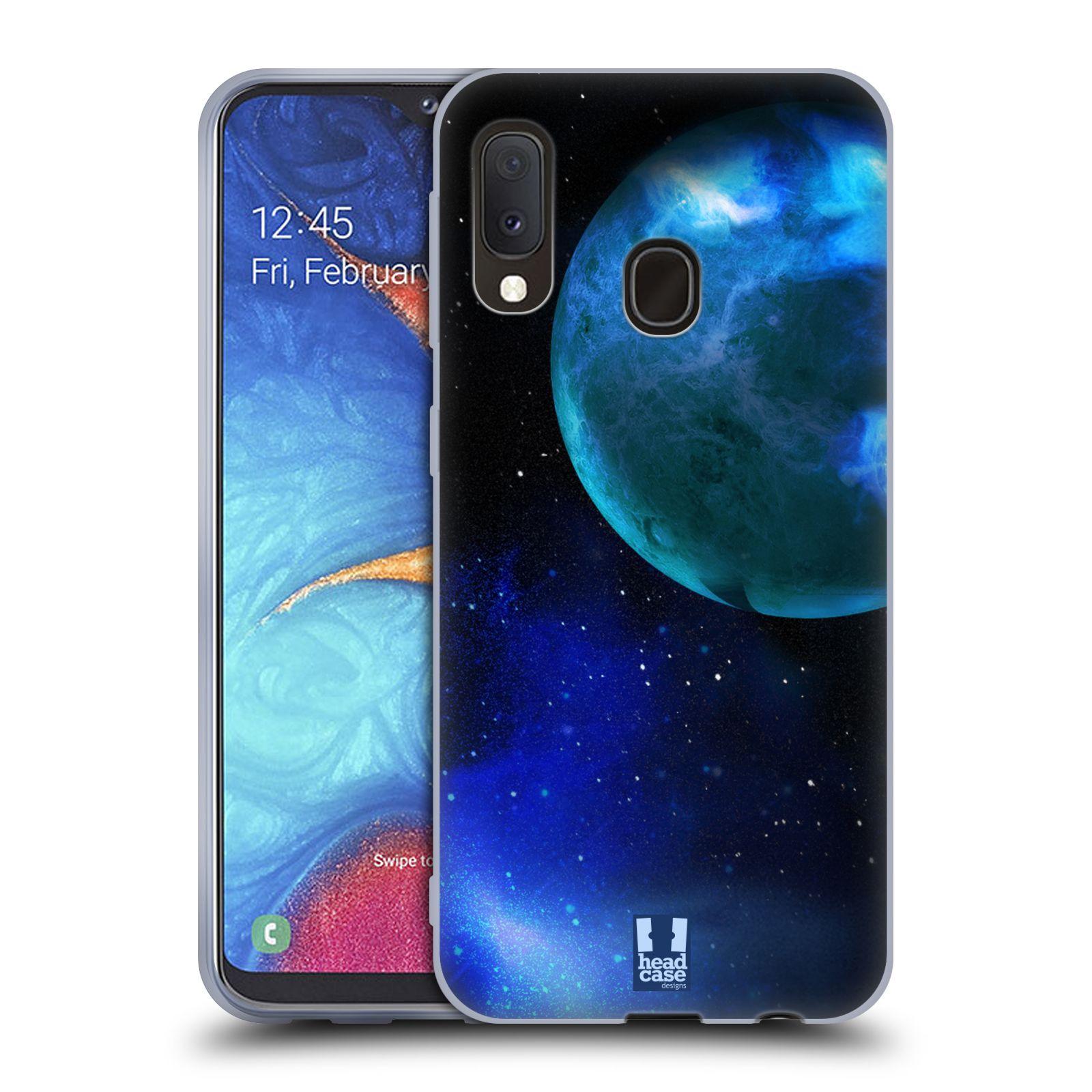 Silikonové pouzdro na mobil Samsung Galaxy A20e - Head Case - VENUŠE