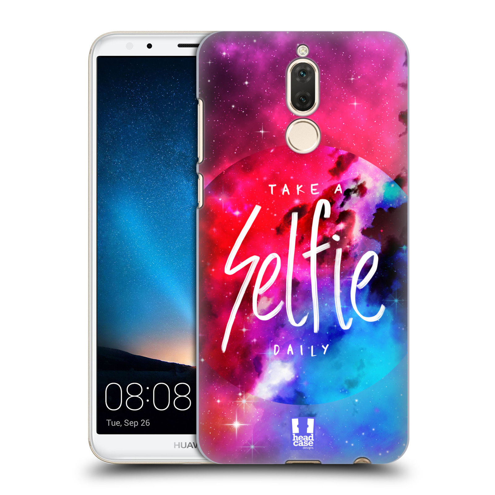 Plastové pouzdro na mobil Huawei Mate 10 Lite - Head Case - SELFIE DAILY