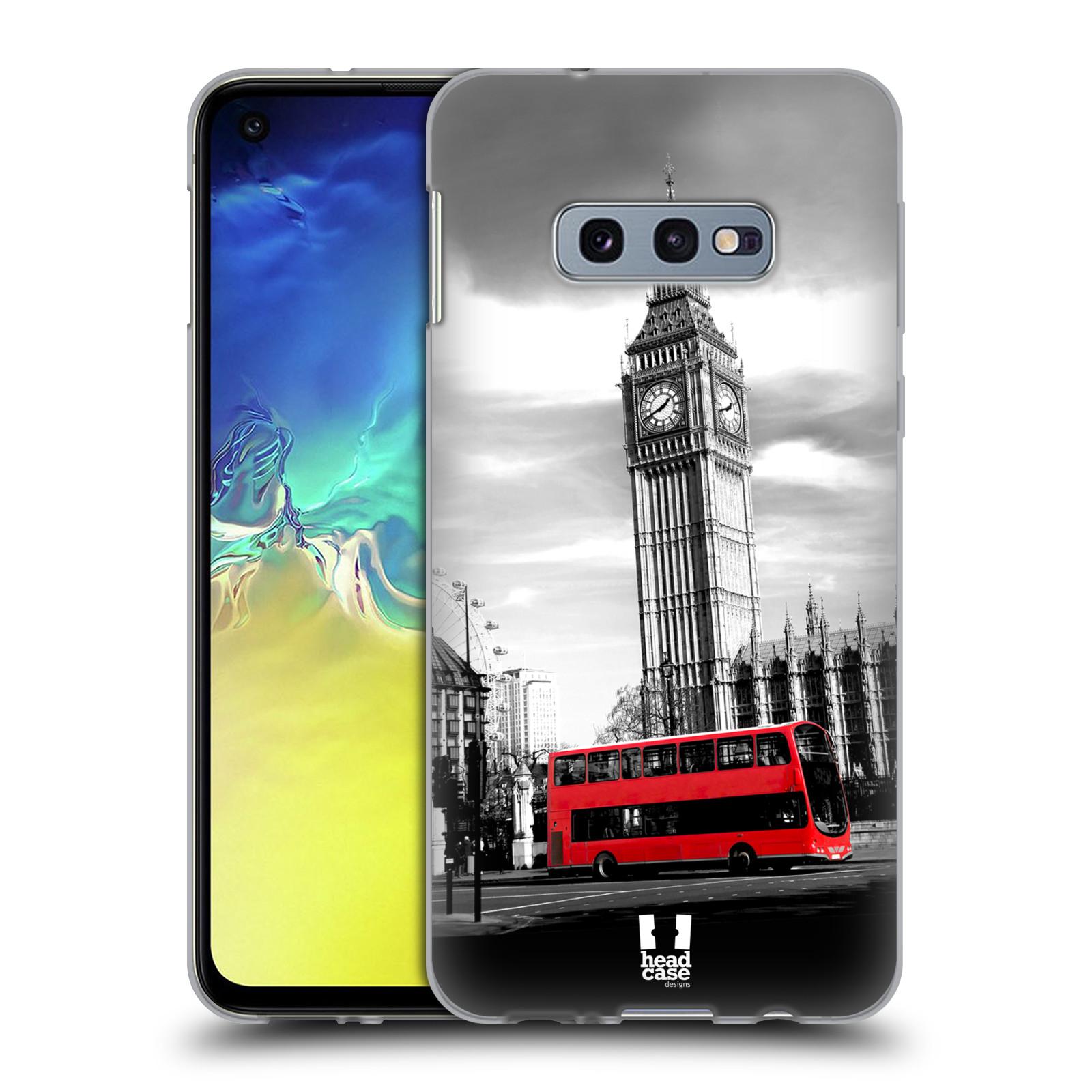 Silikonové pouzdro na mobil Samsung Galaxy S10e - Head Case - BIG BEN