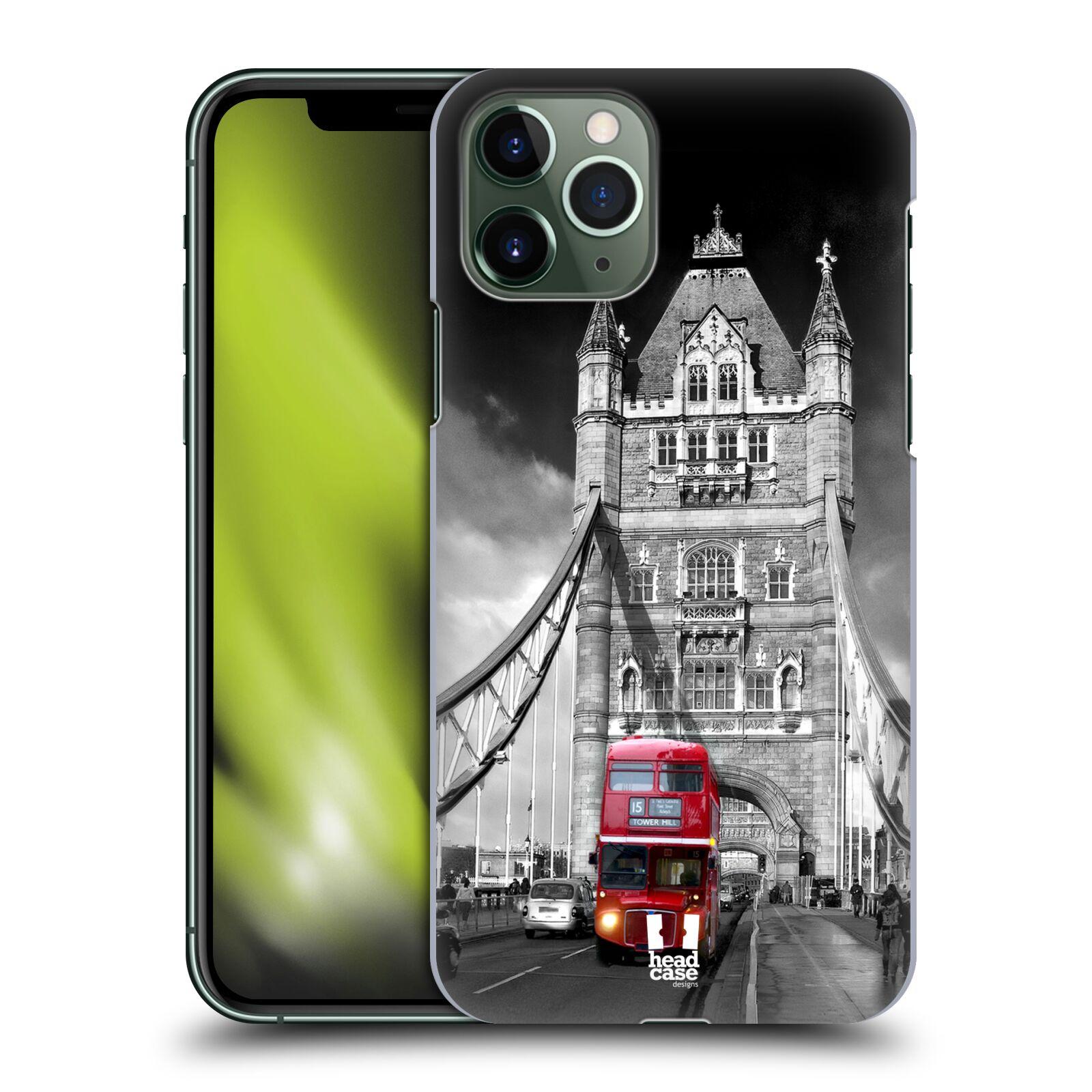 luxusni pouzdro iphone x - Plastové pouzdro na mobil Apple iPhone 11 Pro - Head Case - MOST V LONDÝNĚ