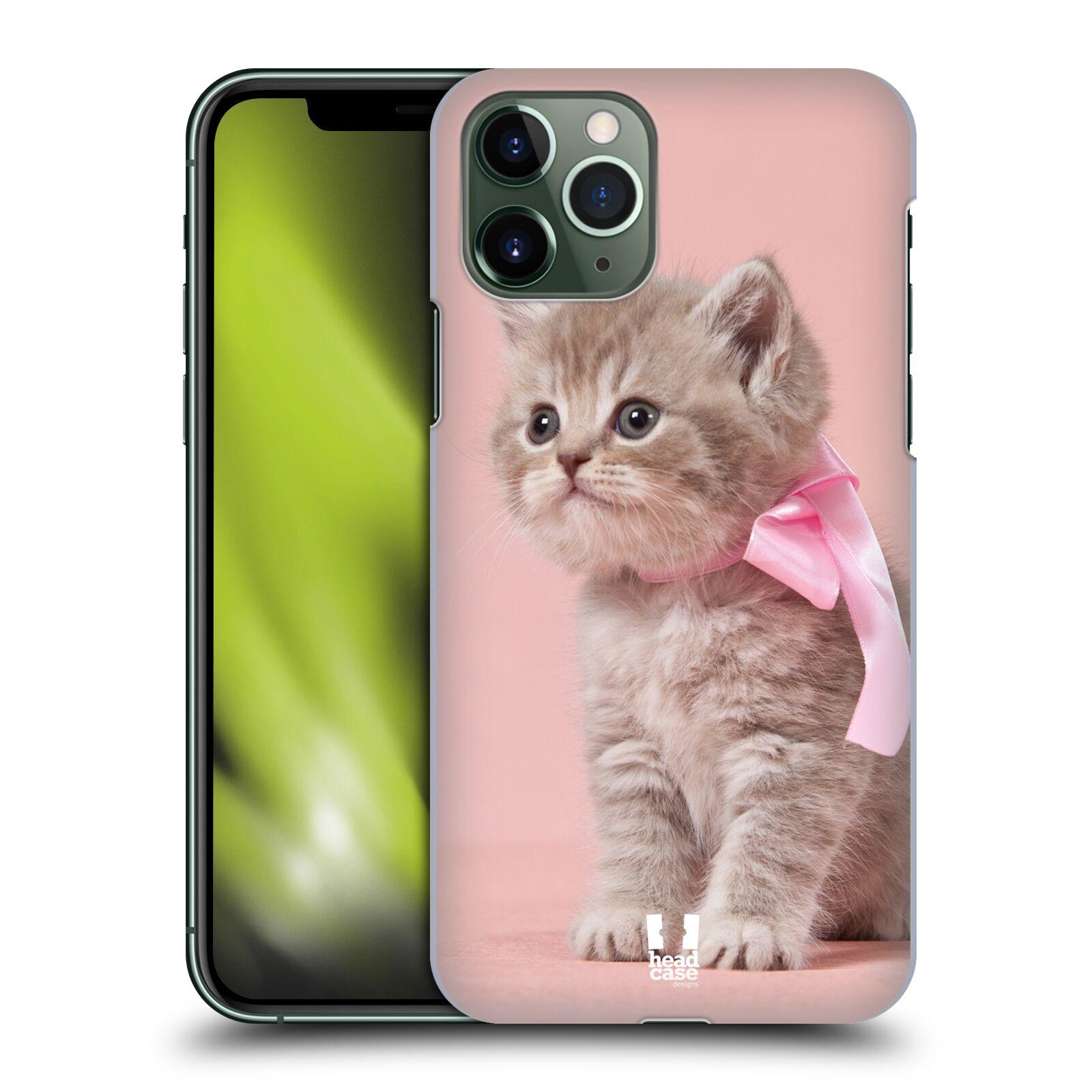 iphone xr kryt mramor - Plastové pouzdro na mobil Apple iPhone 11 Pro - Head Case - KOTĚ S MAŠLÍ