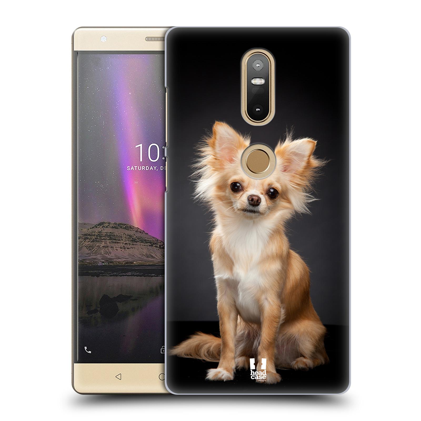 Plastové pouzdro na mobil Lenovo Phab 2 Plus - Head Case - ČIVAVA (Plastový kryt či obal na mobilní telefon Lenovo Phab 2 Plus Dual SIM s motivem ČIVAVA)