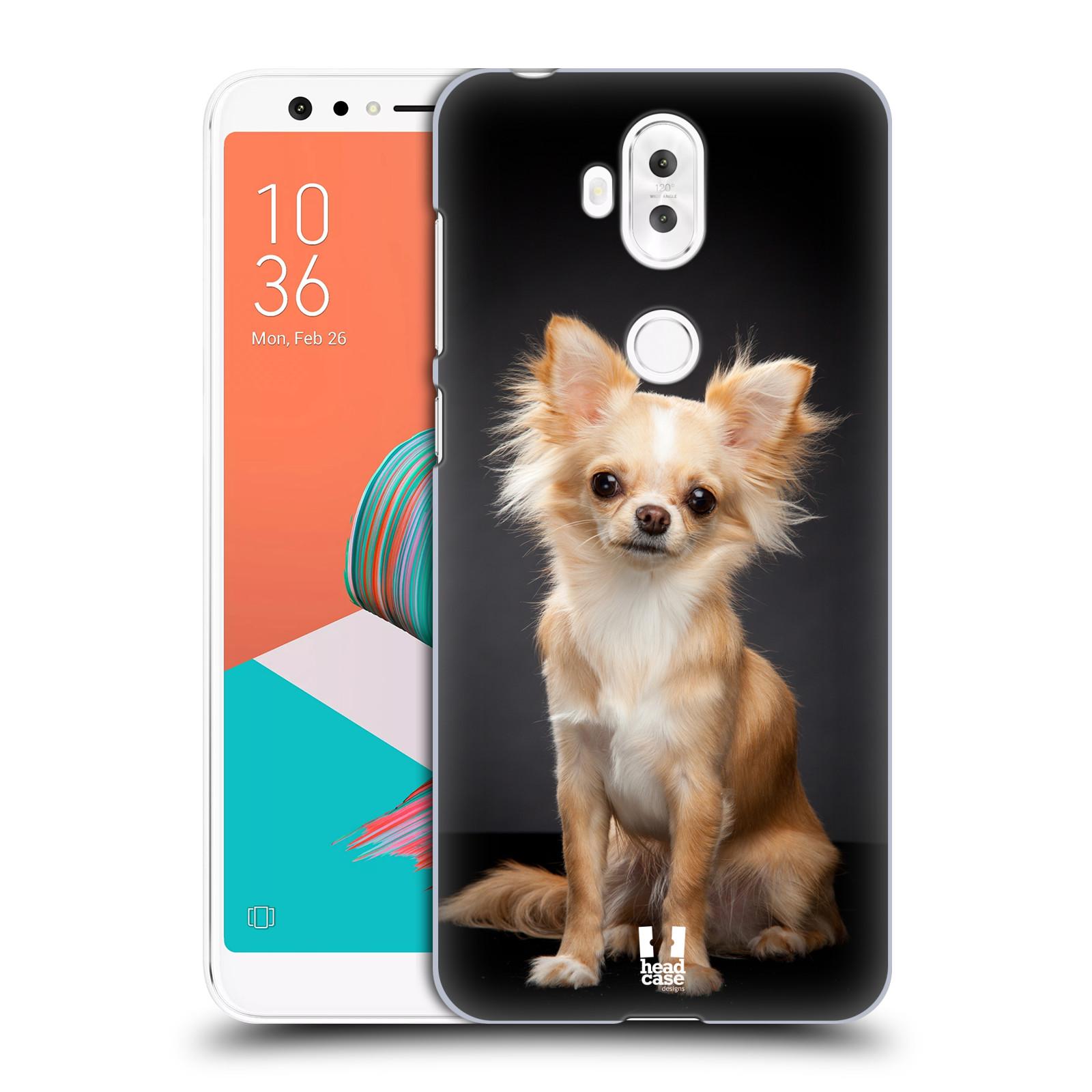 Plastové pouzdro na mobil Asus ZenFone 5 Lite ZC600KL - Head Case - ČIVAVA (Plastový kryt či obal na mobilní telefon Asus ZenFone 5 Lite (ZC600KL) s motivem ČIVAVA)
