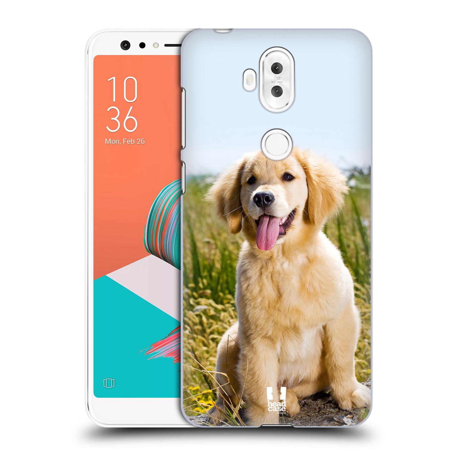 Plastové pouzdro na mobil Asus ZenFone 5 Lite ZC600KL - Head Case - RETRÍVR (Plastový kryt či obal na mobilní telefon Asus ZenFone 5 Lite (ZC600KL) s motivem RETRÍVR)
