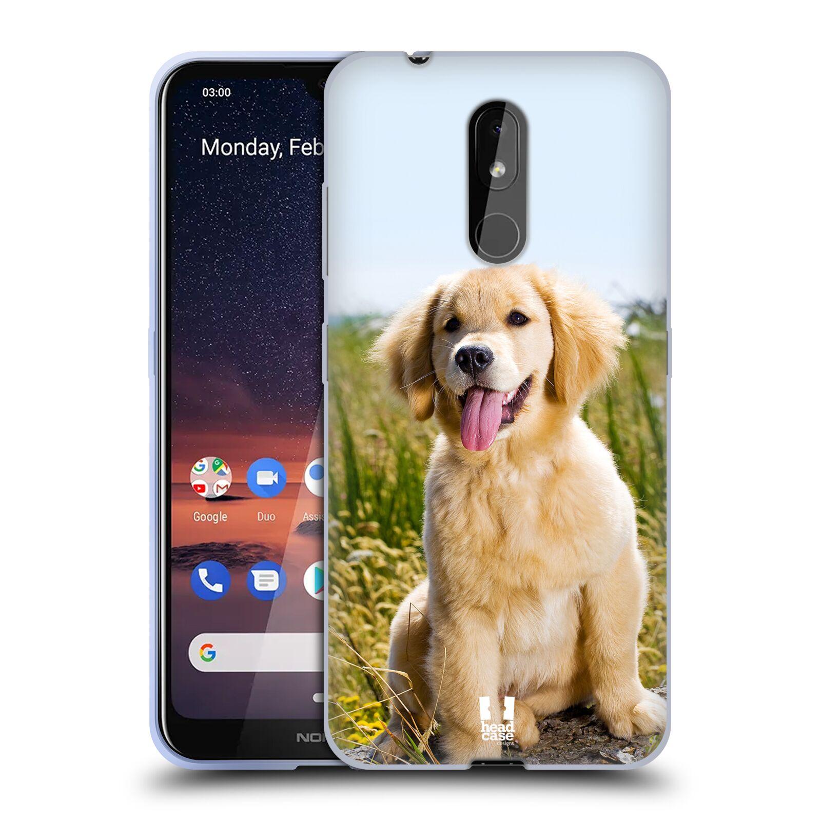 Silikonové pouzdro na mobil Nokia 3.1 - Head Case - RETRÍVR