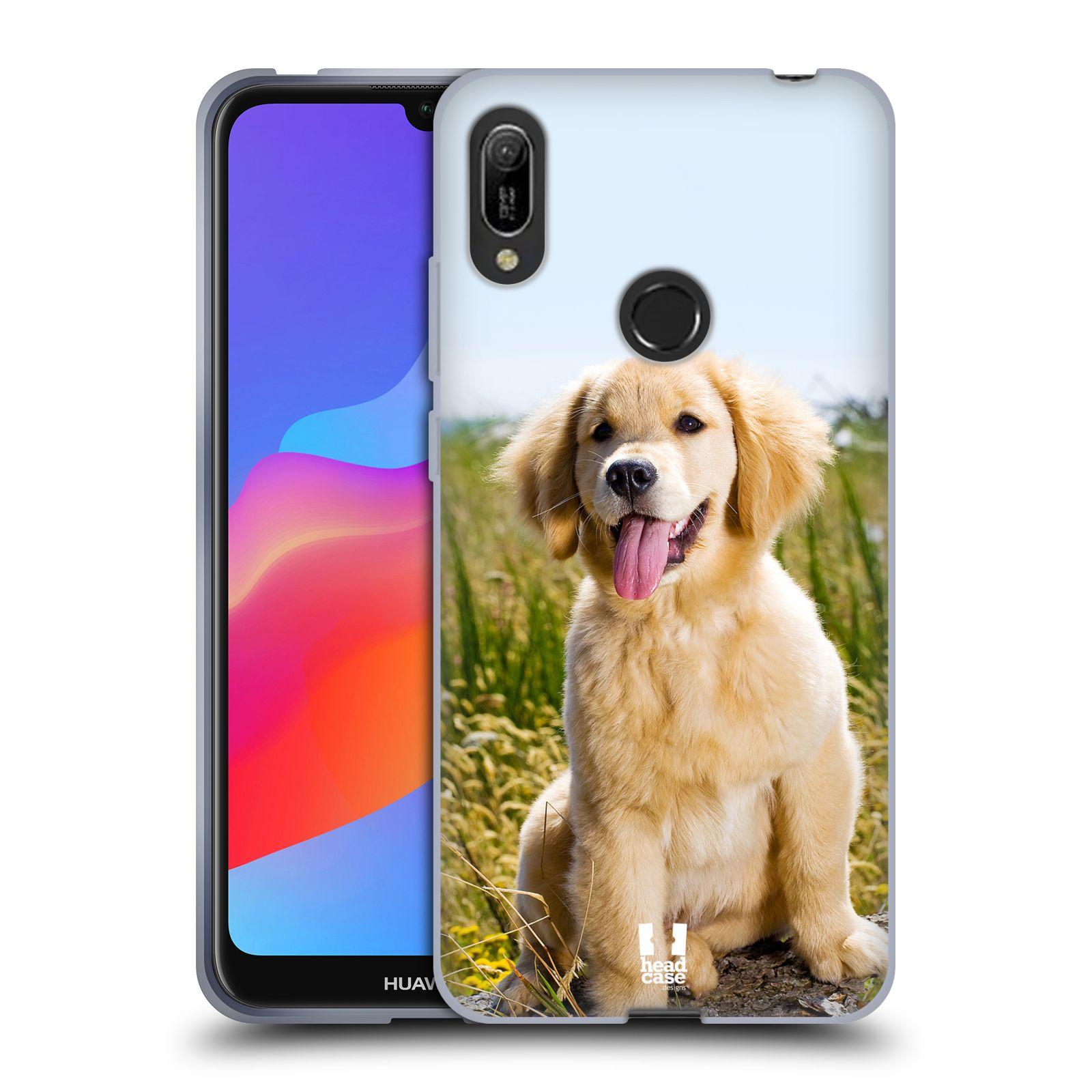 Silikonové pouzdro na mobil Huawei Y6 (2019) - Head Case - RETRÍVR