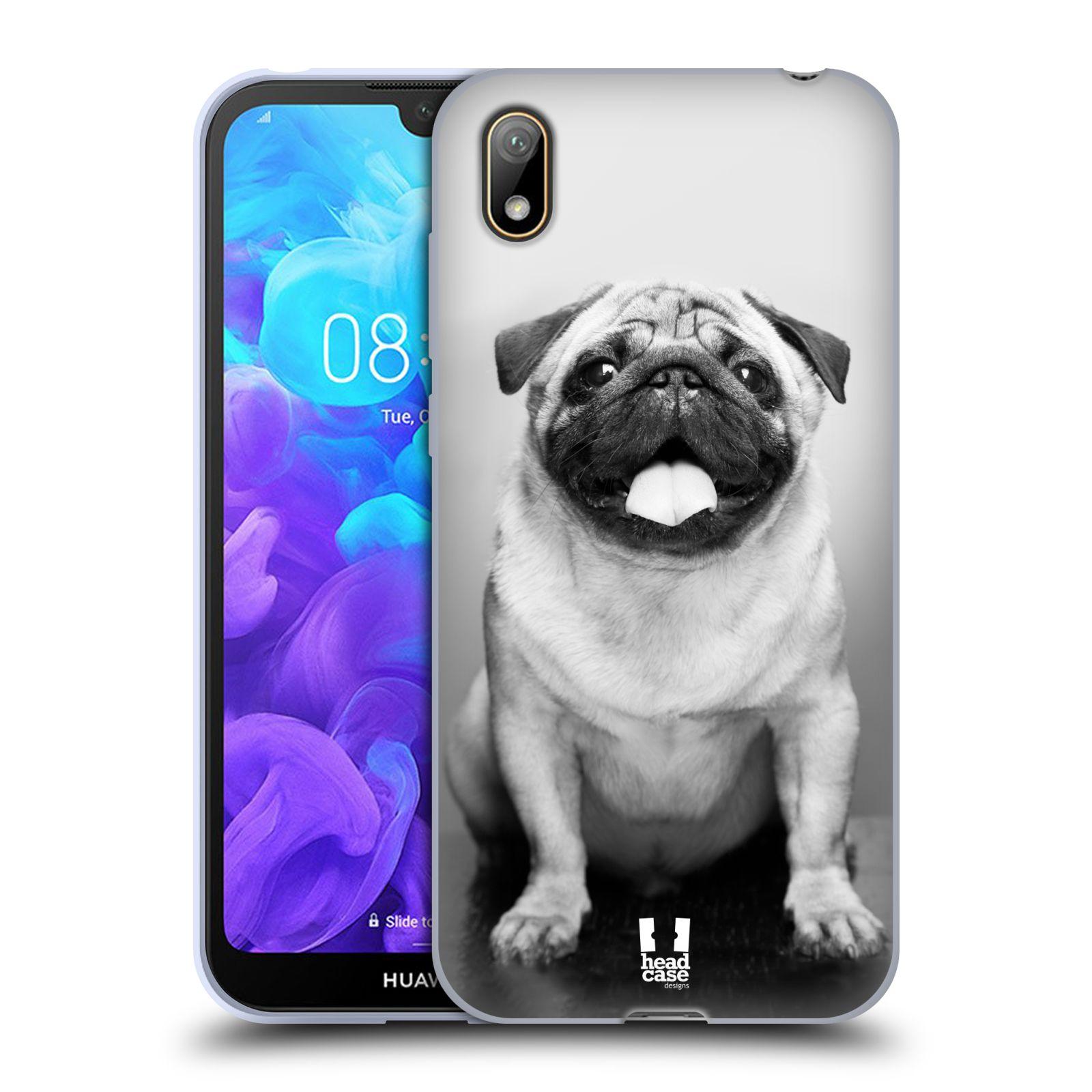 Silikonové pouzdro na mobil Huawei Y5 (2019) - Head Case - MOPSÍK