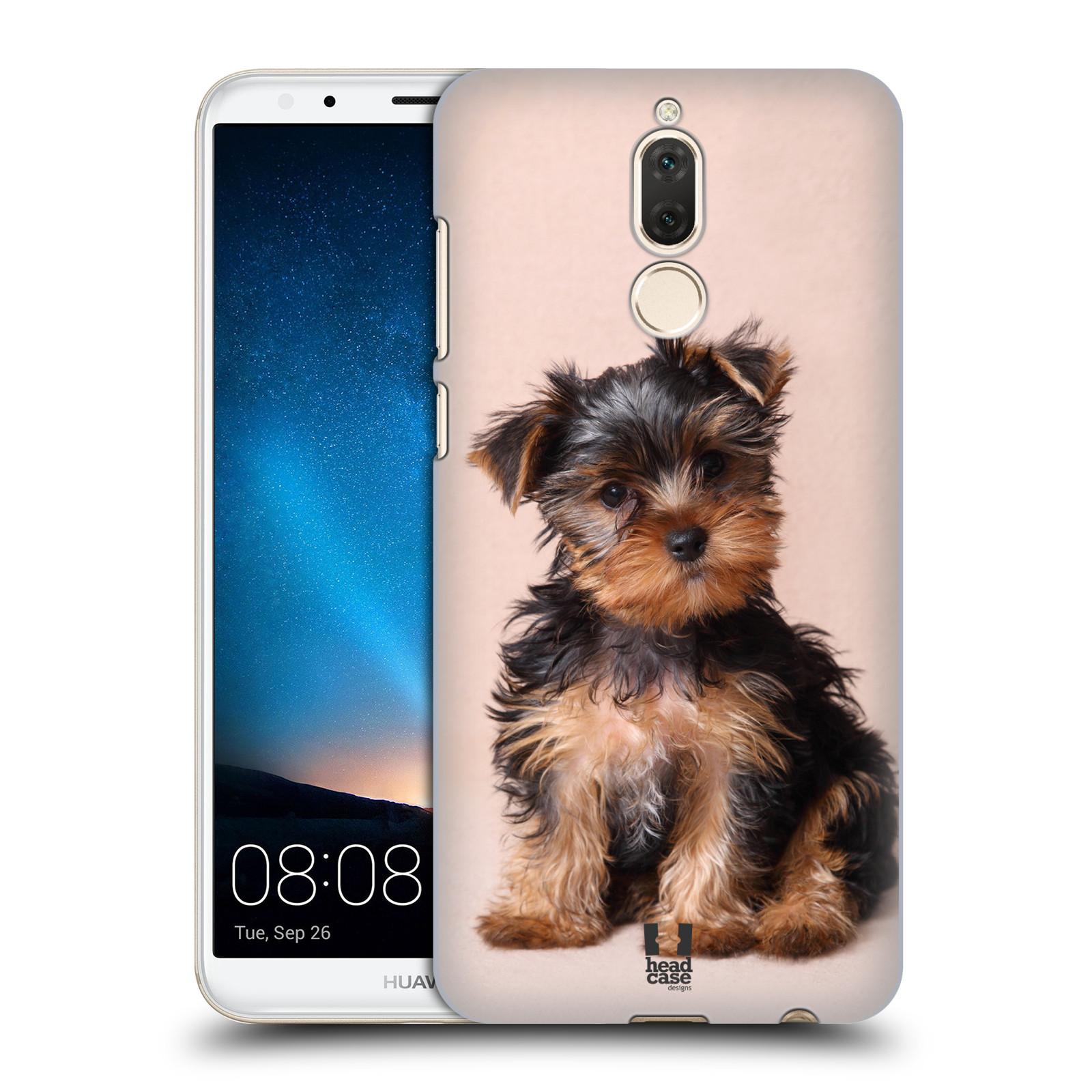 Plastové pouzdro na mobil Huawei Mate 10 Lite - Head Case - YORKŠÍR  (Plastový kryt 57416c50ded