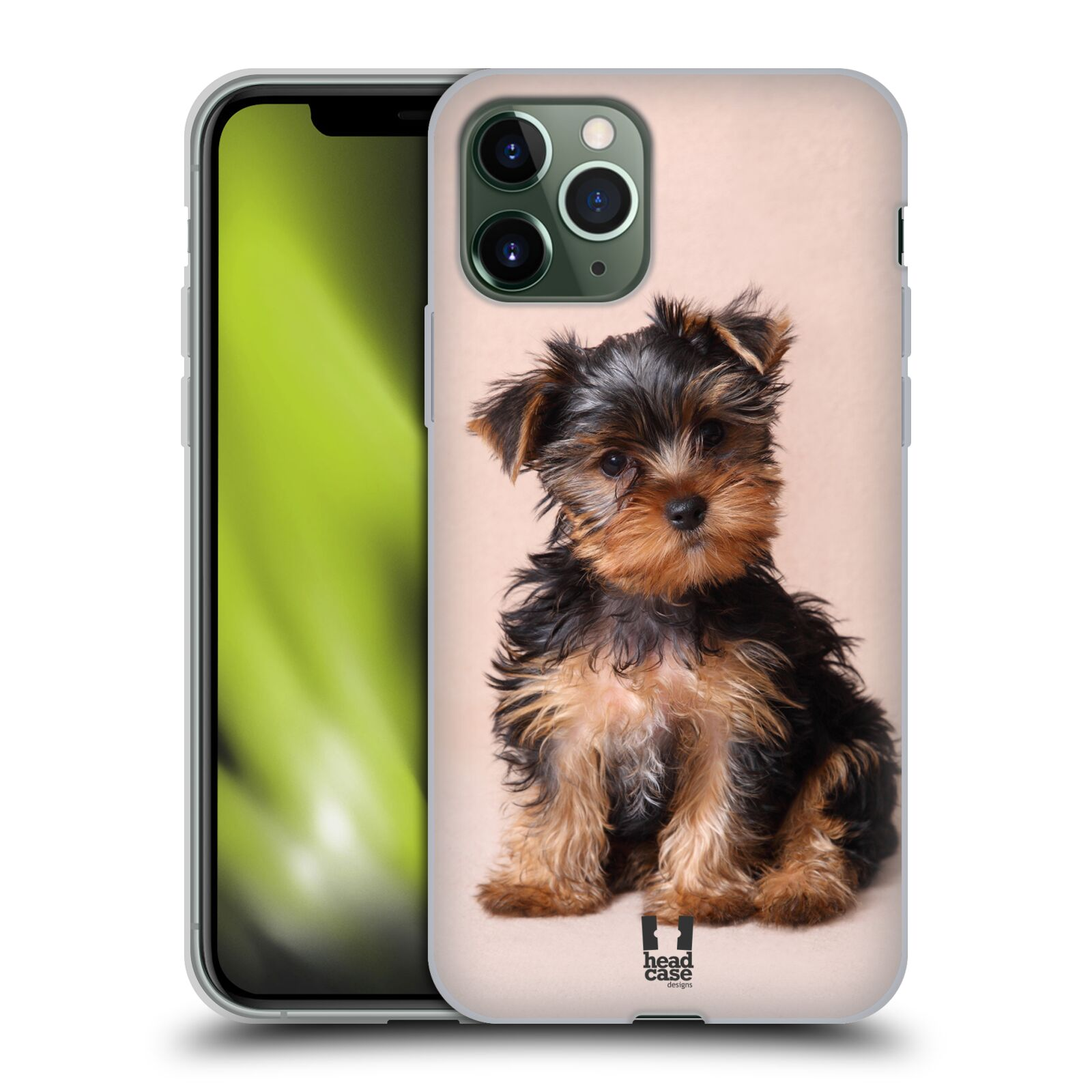 iphone x gucci case - Silikonové pouzdro na mobil Apple iPhone 11 Pro - Head Case - YORKŠÍR
