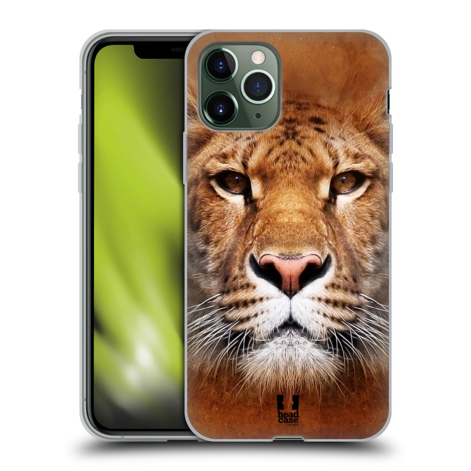 gucci iphone x case original - Silikonové pouzdro na mobil Apple iPhone 11 Pro - Head Case - TVÁŘ LIGER
