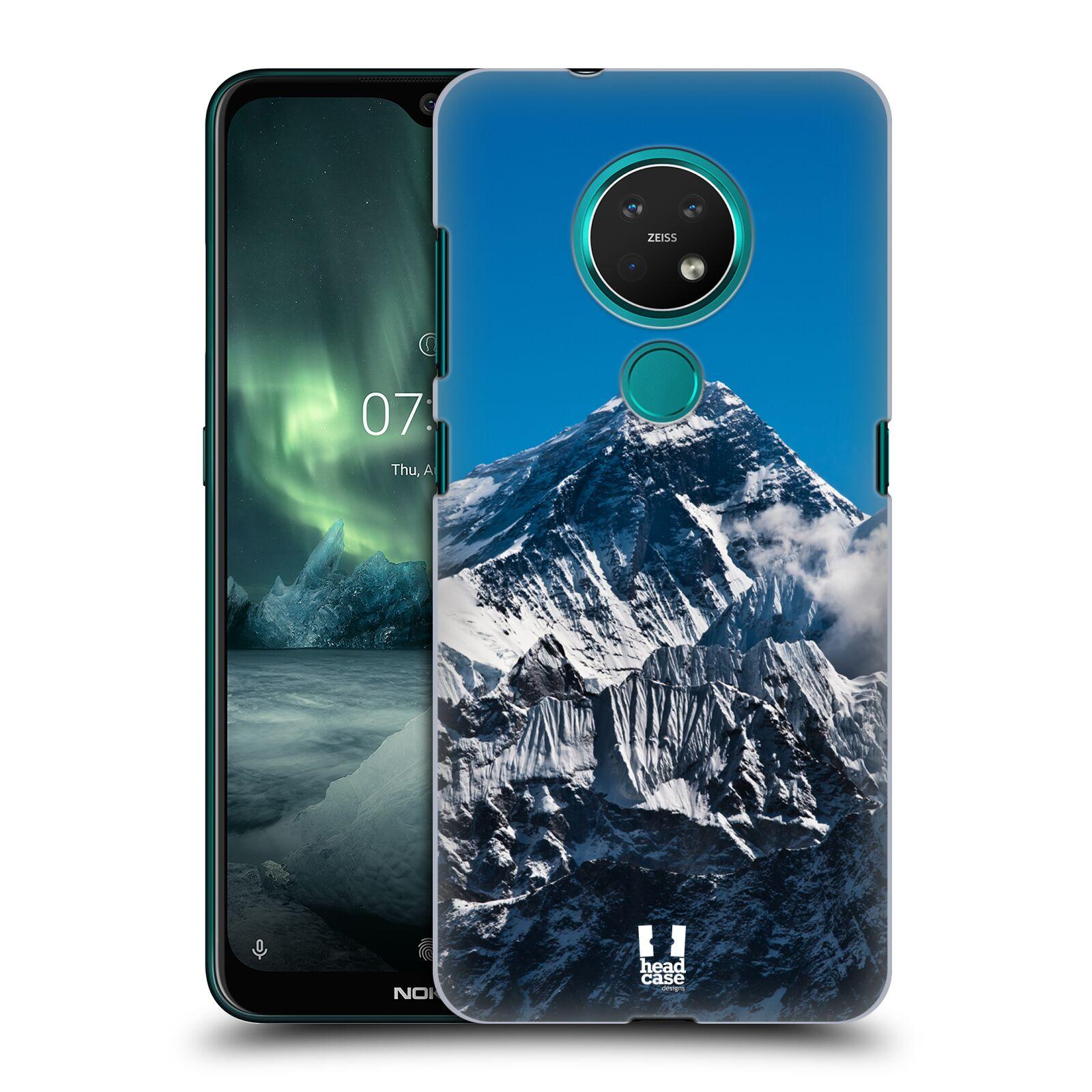 Plastové pouzdro na mobil Nokia 7.2 - Head Case - Mount Everest Peak