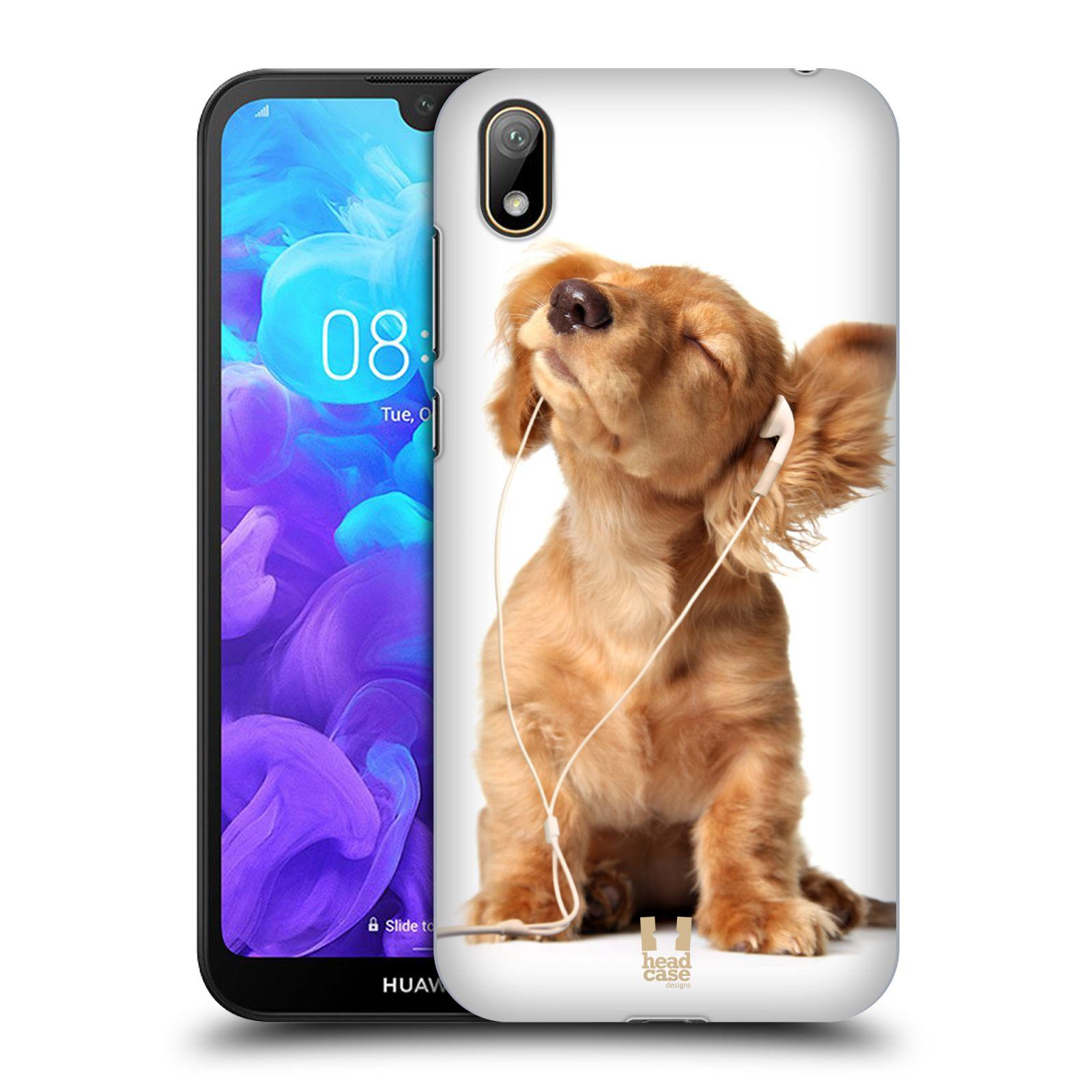 Plastové pouzdro na mobil Huawei Y5 (2019) - Head Case - ZAPOSLOUCHANÉ ŠTĚNĚ
