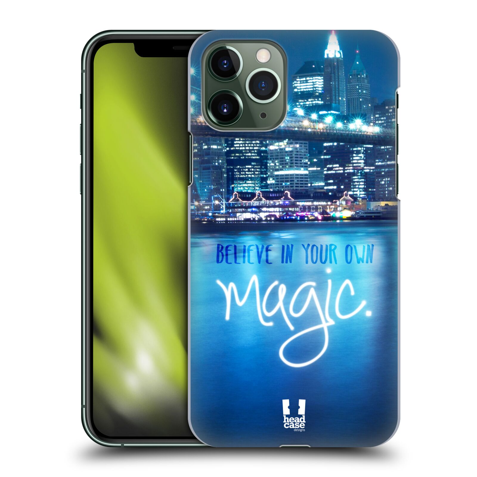 iphone 7 plus vodotesny kryt , Plastové pouzdro na mobil Apple iPhone 11 Pro - Head Case - MAGICAL