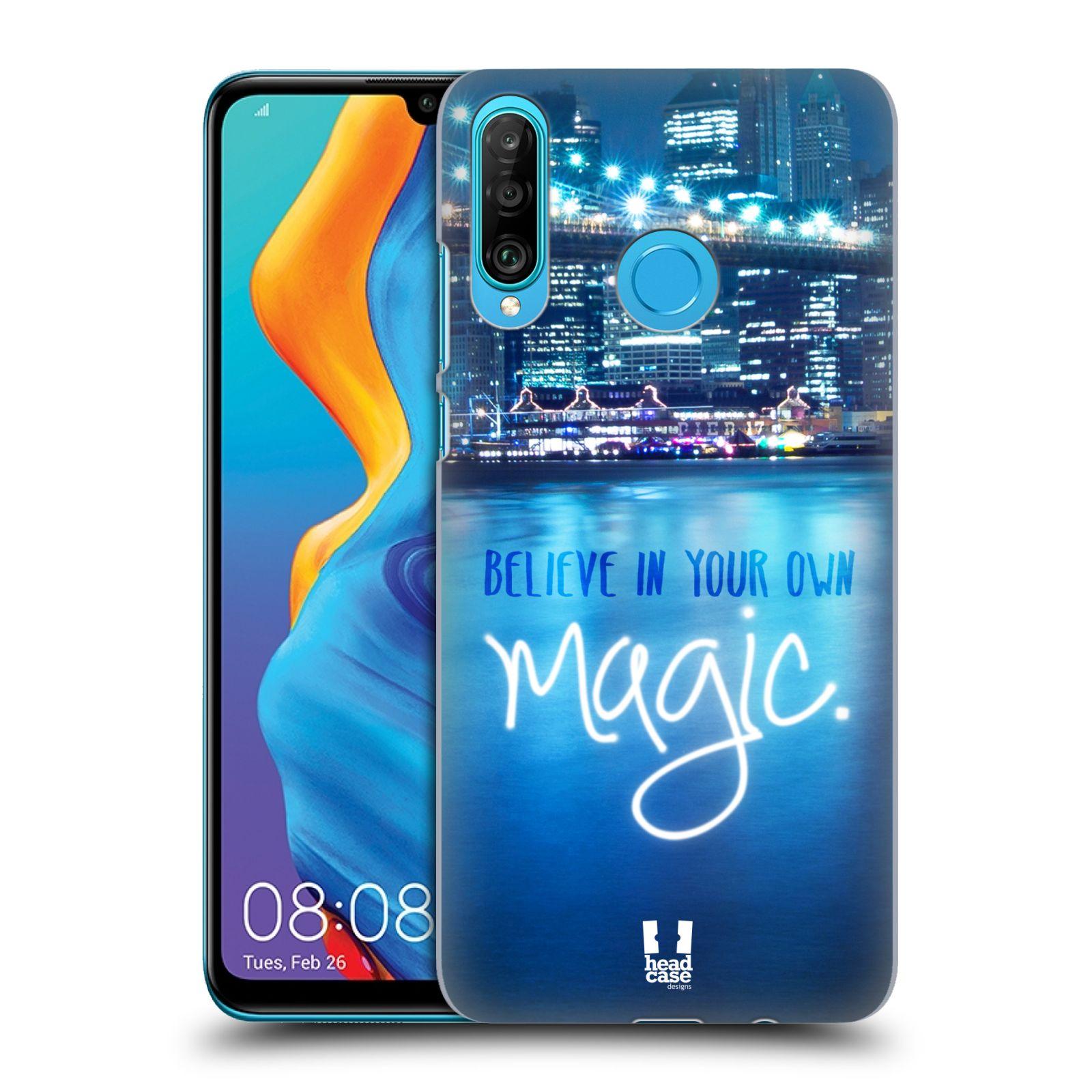 Plastové pouzdro na mobil Huawei P30 Lite - Head Case - MAGICAL