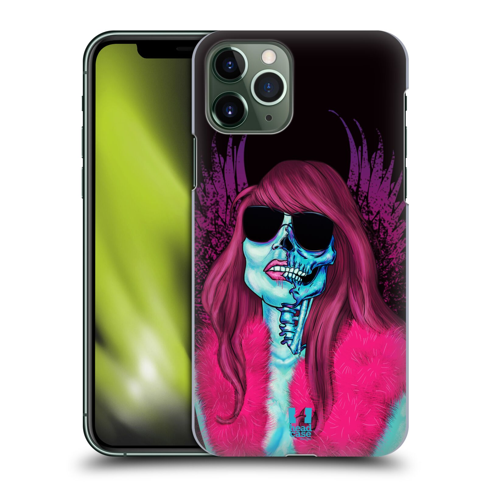 gucci iphone x case gg , Plastové pouzdro na mobil Apple iPhone 11 Pro - Head Case - LEBKA GROUPIE