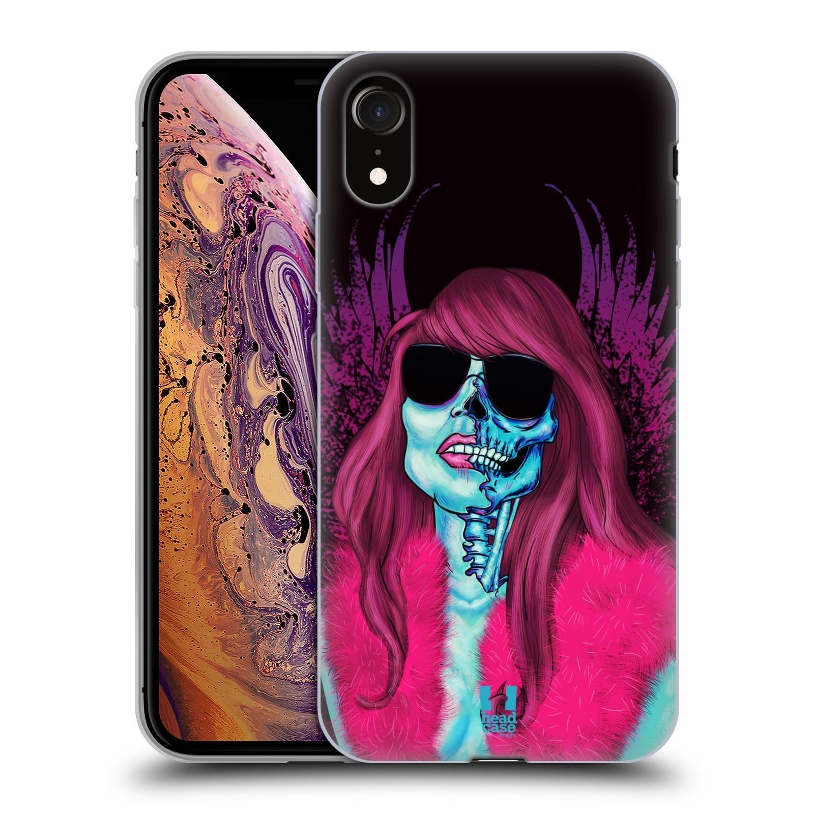 Silikonové pouzdro na mobil Apple iPhone XR - Head Case - LEBKA GROUPIE