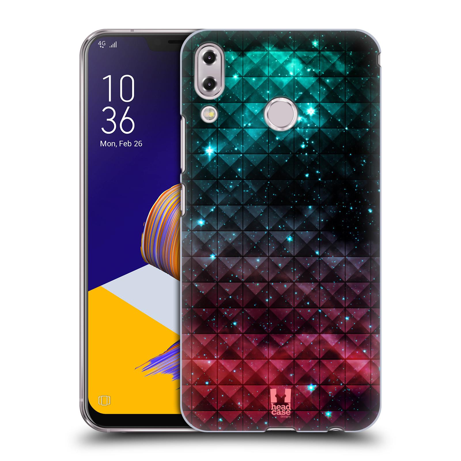 Plastové pouzdro na mobil Asus Zenfone 5z ZS620KL - Head Case - OMBRE SPARKLE (Plastový kryt či obal na mobilní telefon Asus Zenfone 5z (ZS620KL) s motivem OMBRE SPARKLE)
