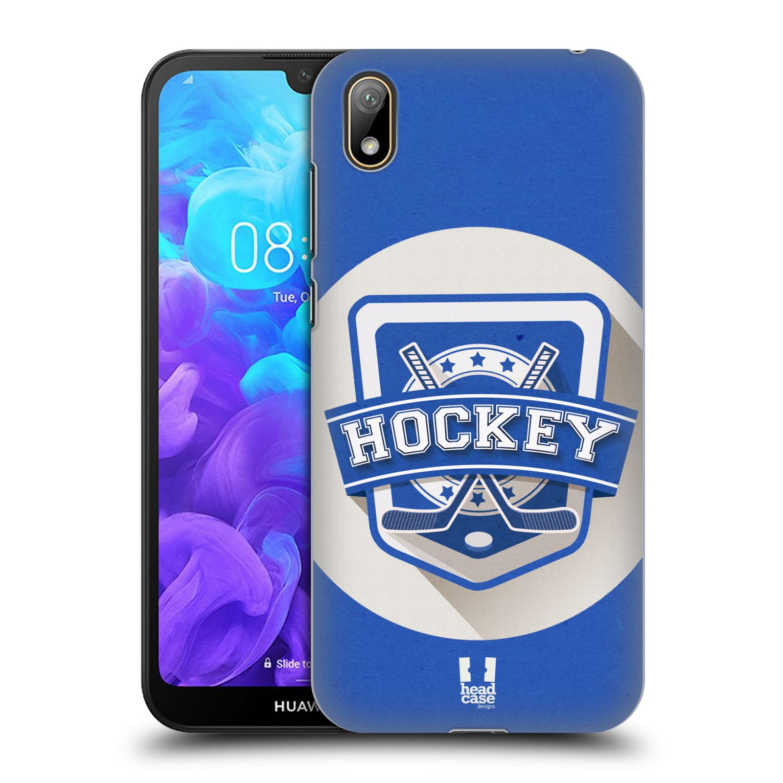Plastové pouzdro na mobil Honor 8S - Head Case - HOKEJ