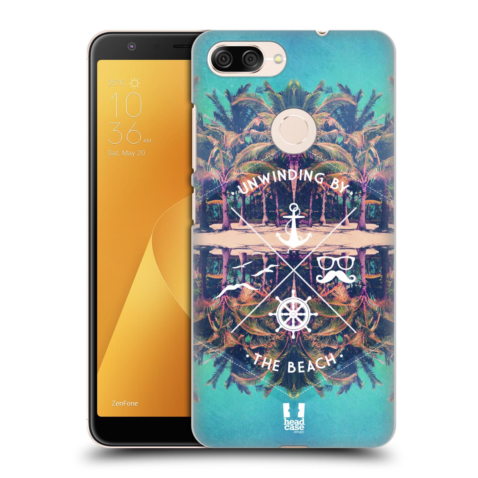 Plastové pouzdro na mobil Asus ZenFone Max Plus (M1) - Head Case - Bezvětří (Plastový kryt či obal na mobilní telefon Asus ZenFone Max Plus M1 ZB570TL s motivem Bezvětří)