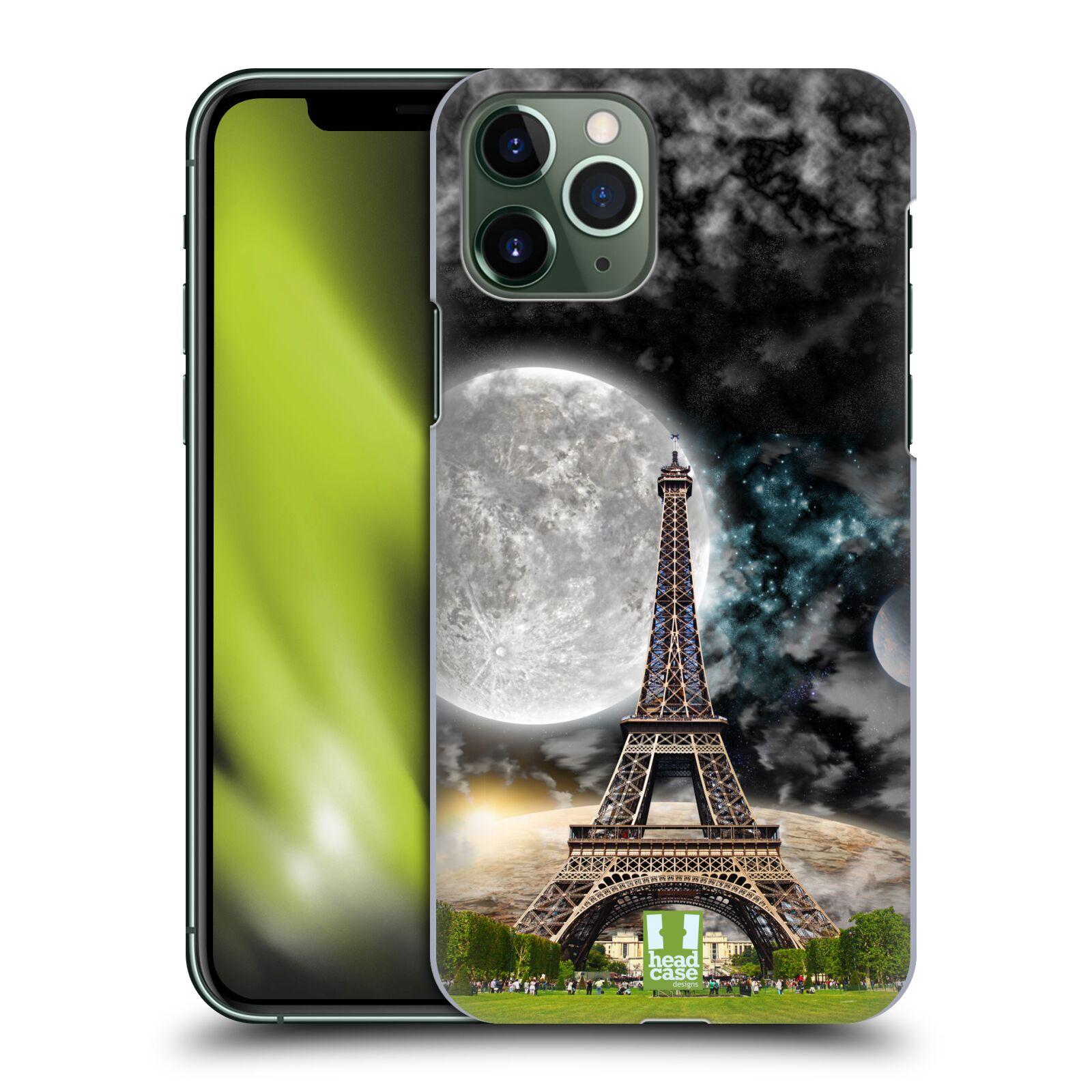zadní obaly iphone 7 plus | Plastové pouzdro na mobil Apple iPhone 11 Pro - Head Case - Měsíční aifelovka